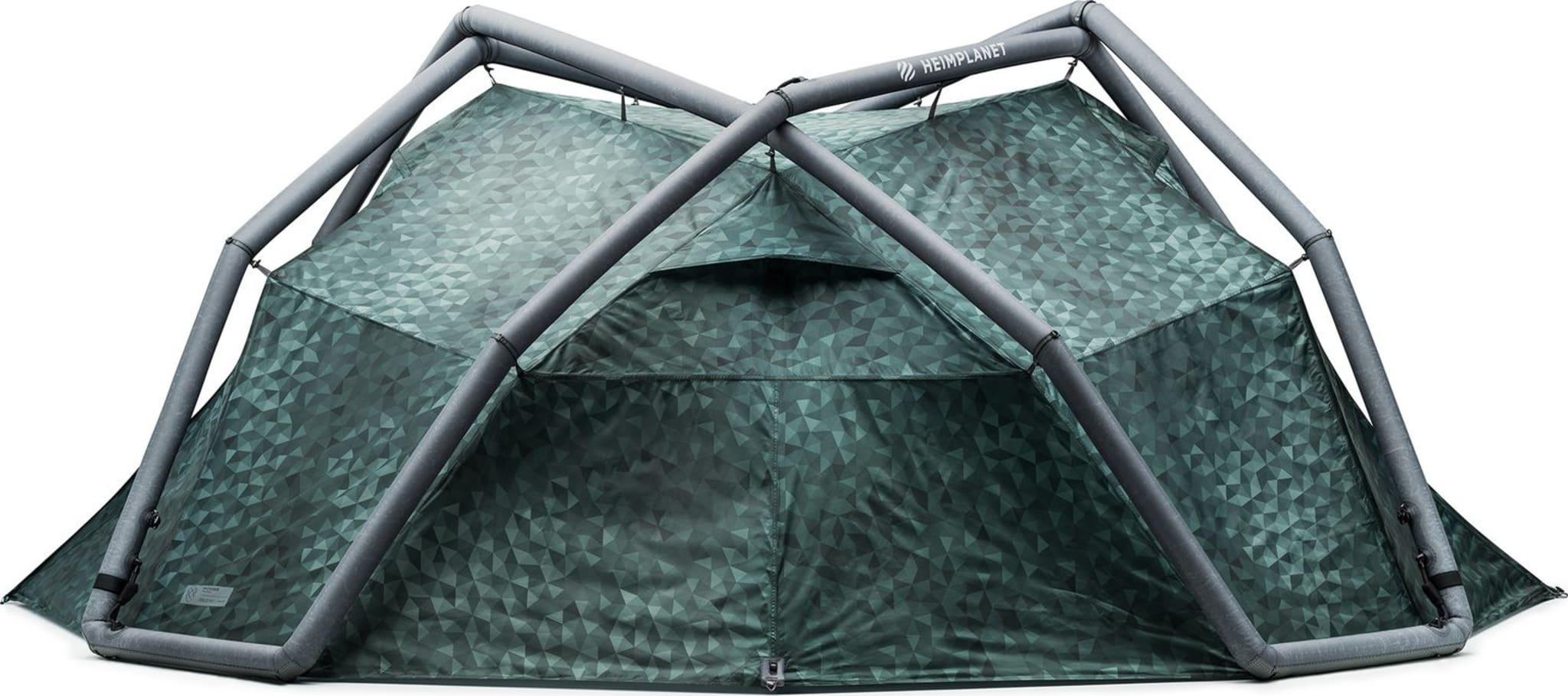 Romslig telt med stort bruksområde