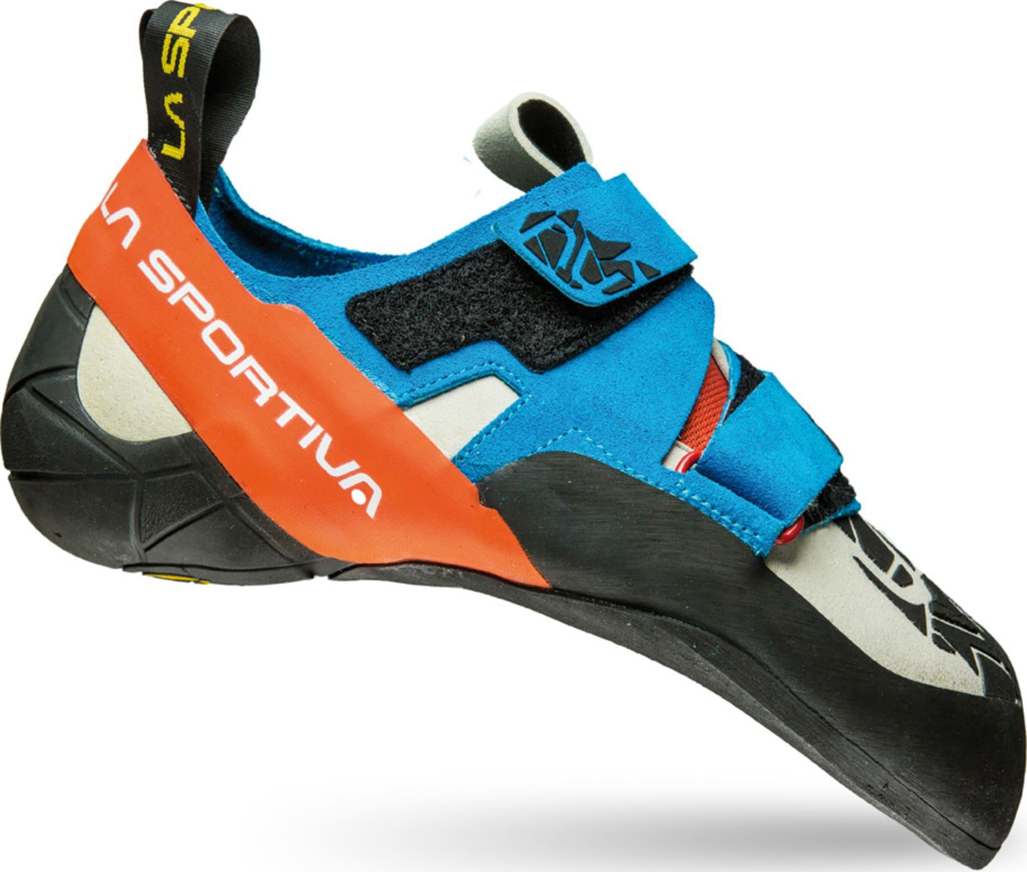 Meget presis klatresko for sportsklatring og buldring!