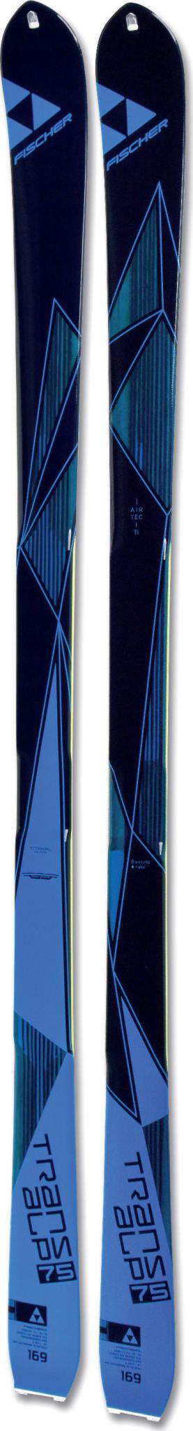 Lett og stabil ski for lange turer