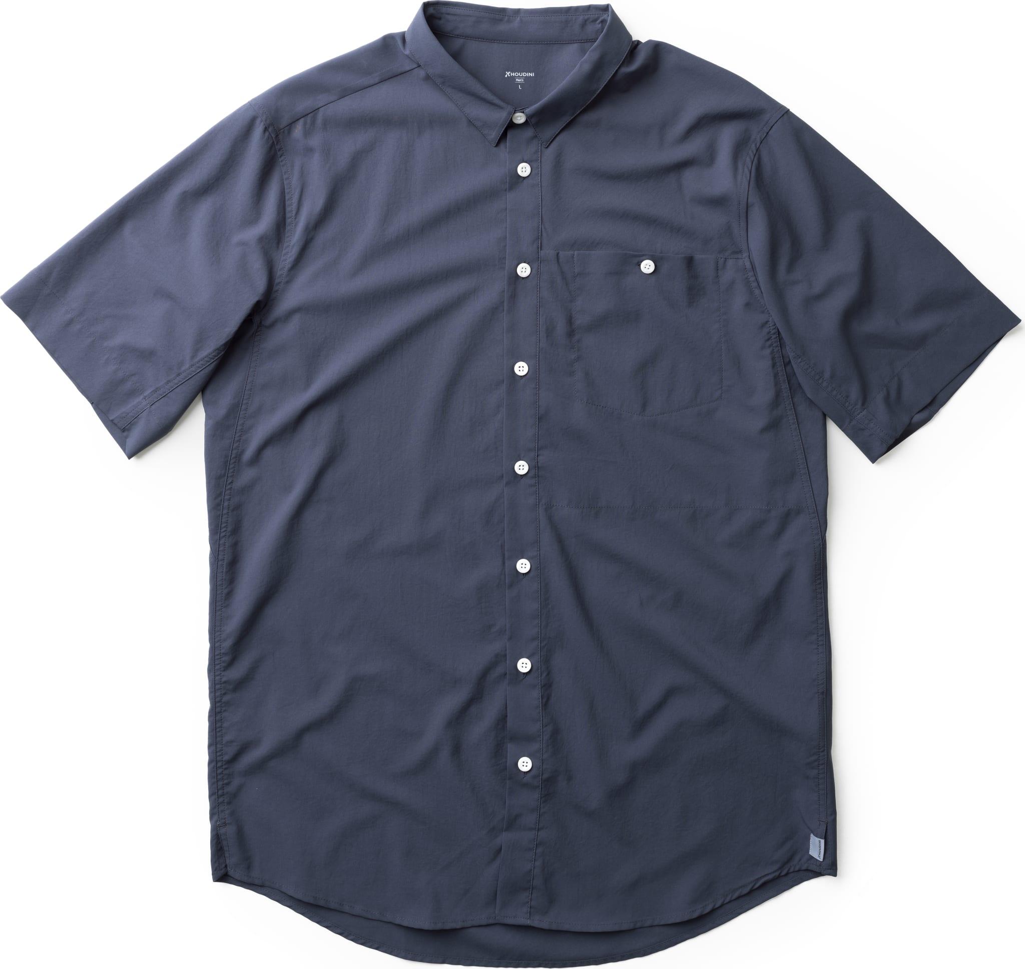 Lett og luftig sommer skjorte med uv beskyttelse