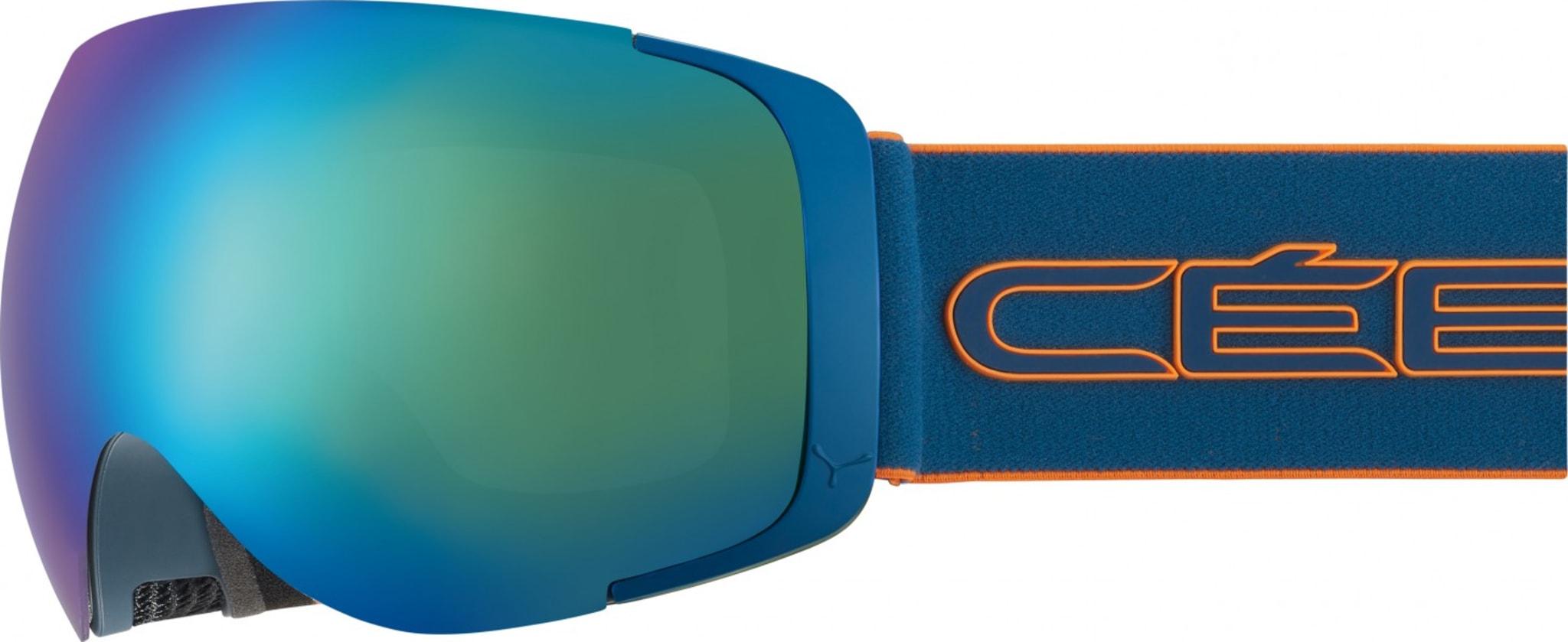 Helt rå goggles som er kompatibel med briller
