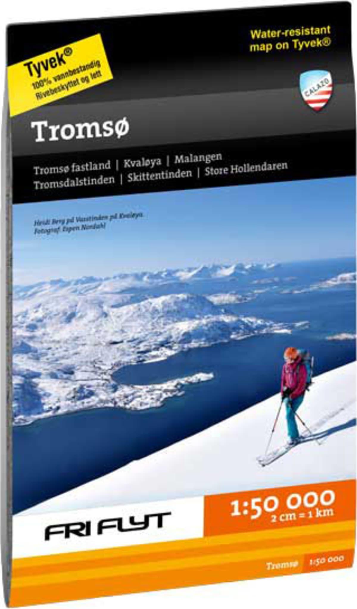 Skal du til Tromsø på tur?