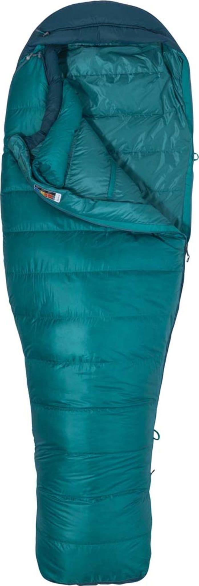 Prisgunstig, allround dunpose til lettere vinterturer