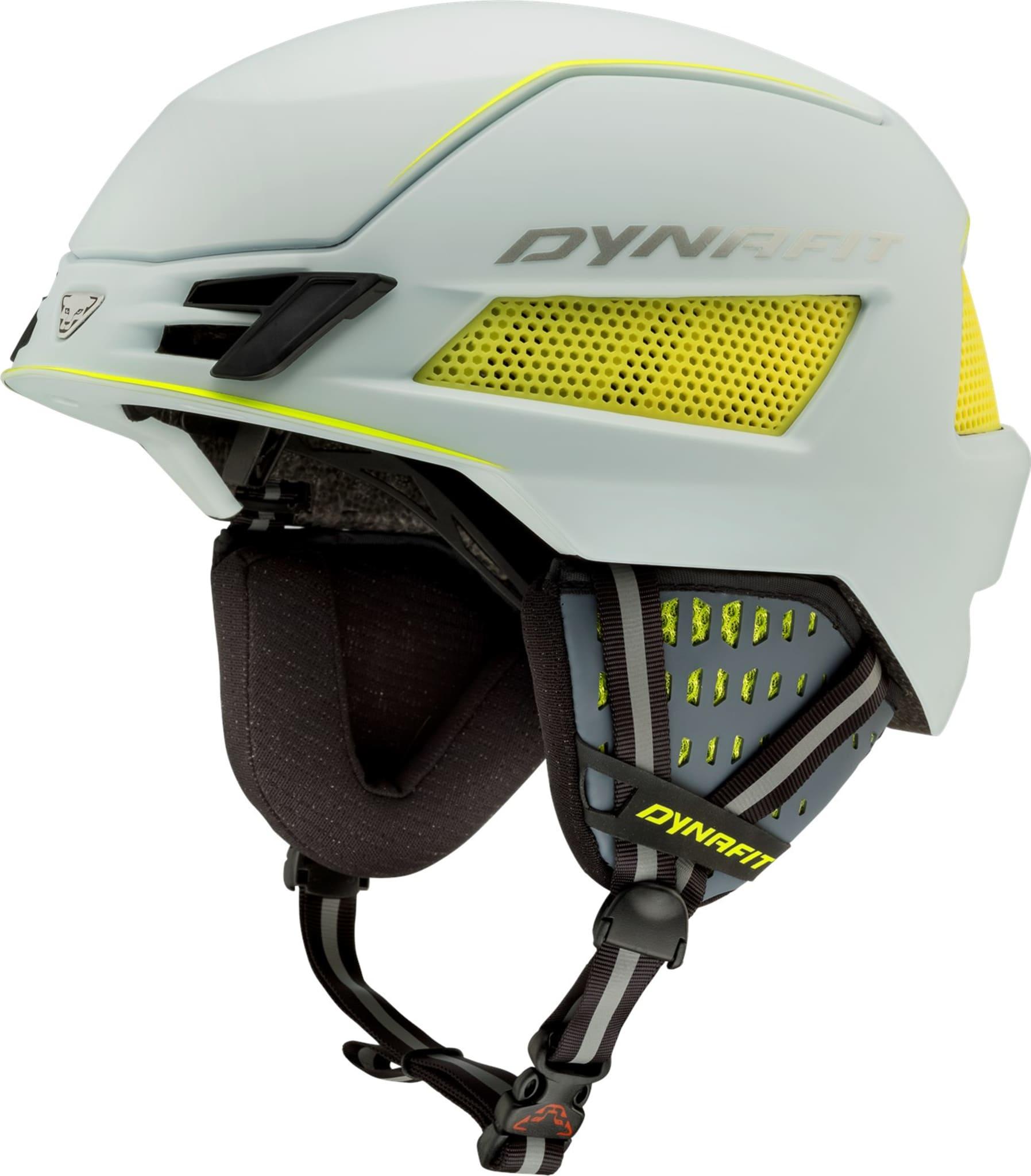 Hjelm sertifisert til både ski og klatring