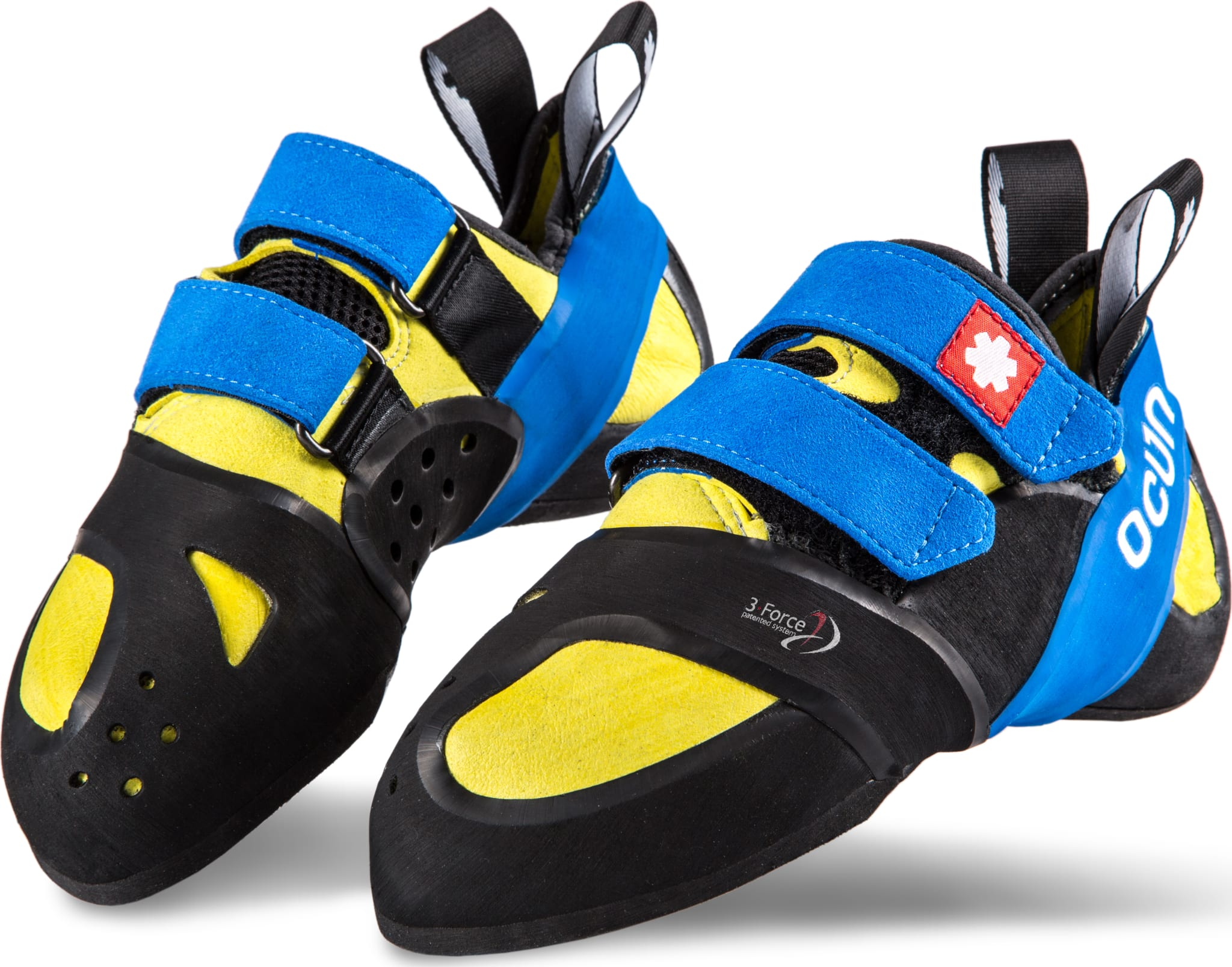Presis sko til buldring og sportsklatring