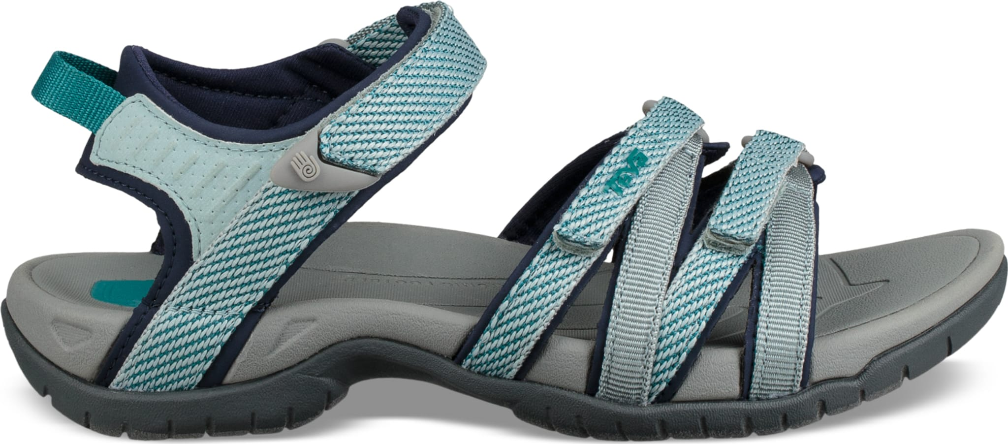 Lett og elegant sandal