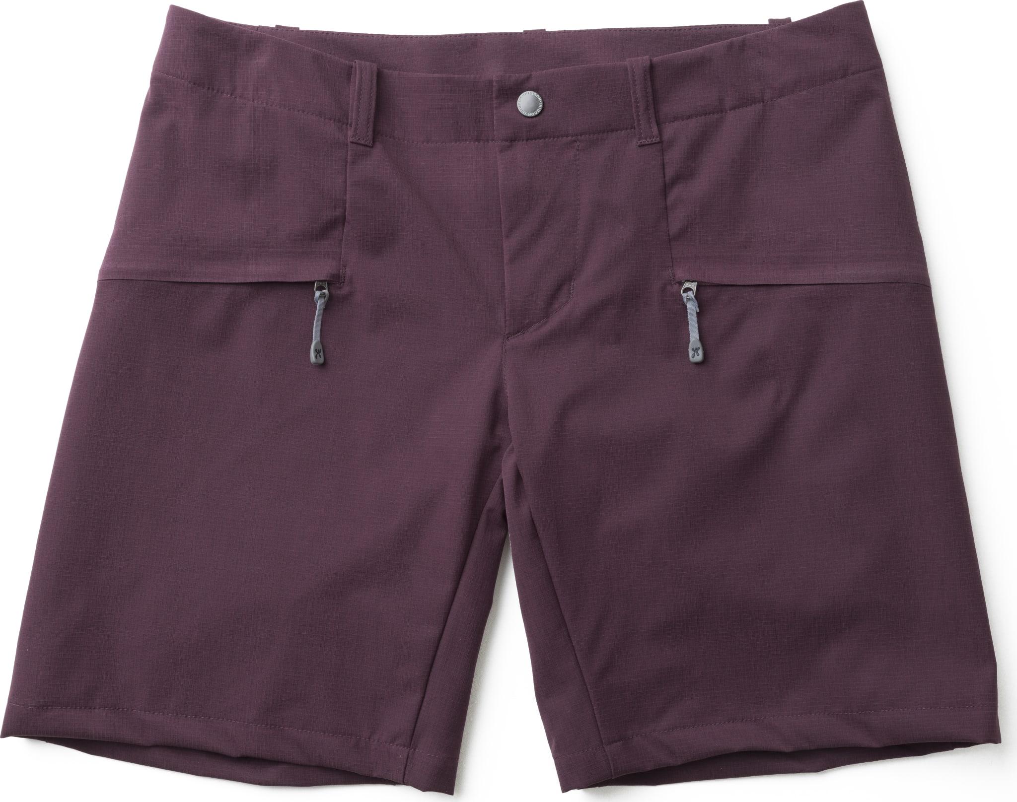 Allsidige shorts til utendørsbruk som kombinerer komfort med tøffhet