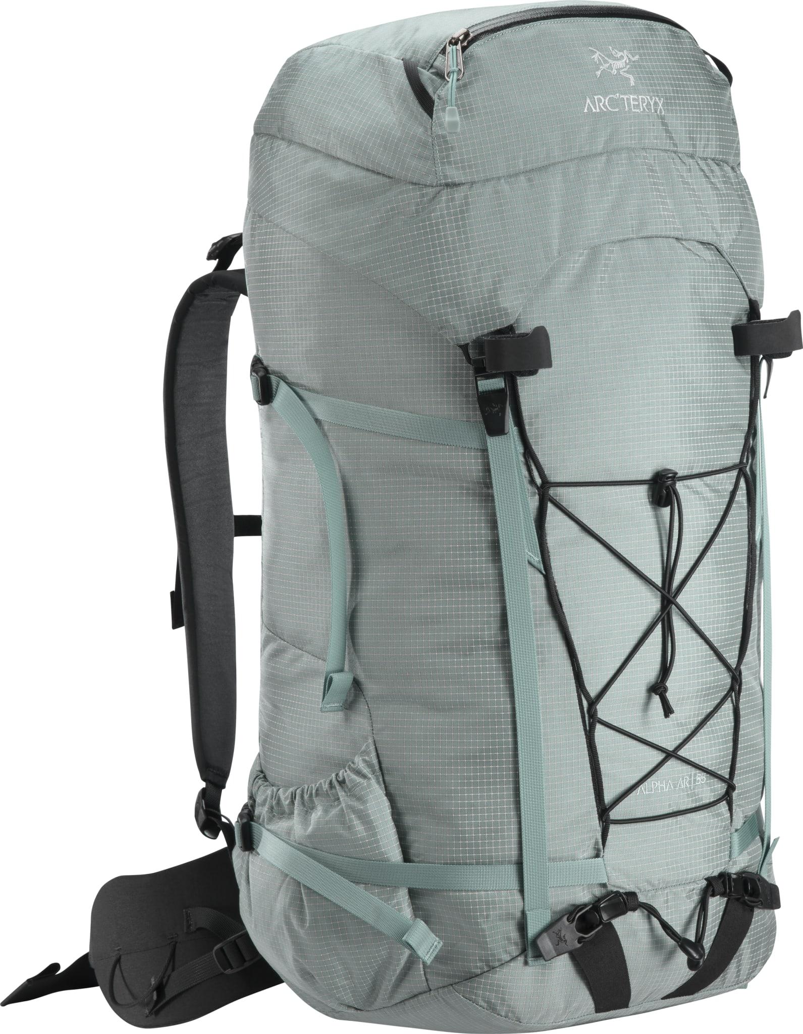 Slitesterk, værbestandig, superlett klatresekk til dager med mye utstyr eller overnatting