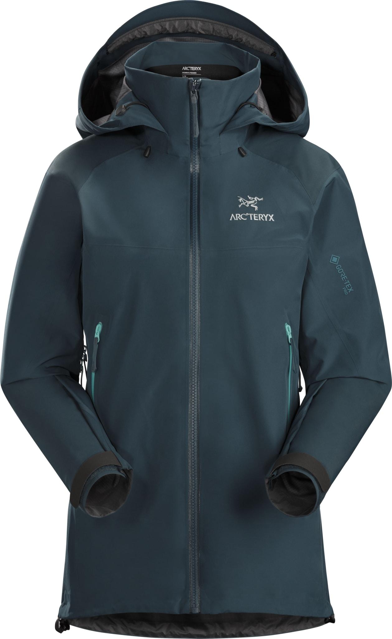 Vanntett og lett, og slitesterk jakke perfekt for allround friluftsliv