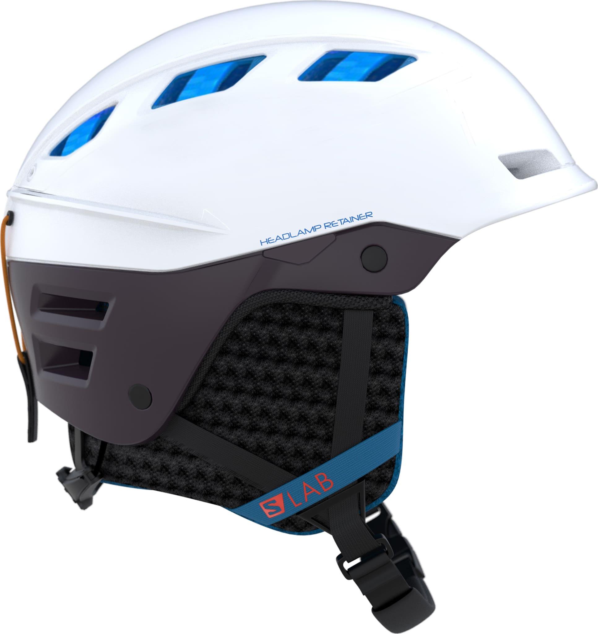 Lett og komfortabl hjelm med dobbel sertifisering