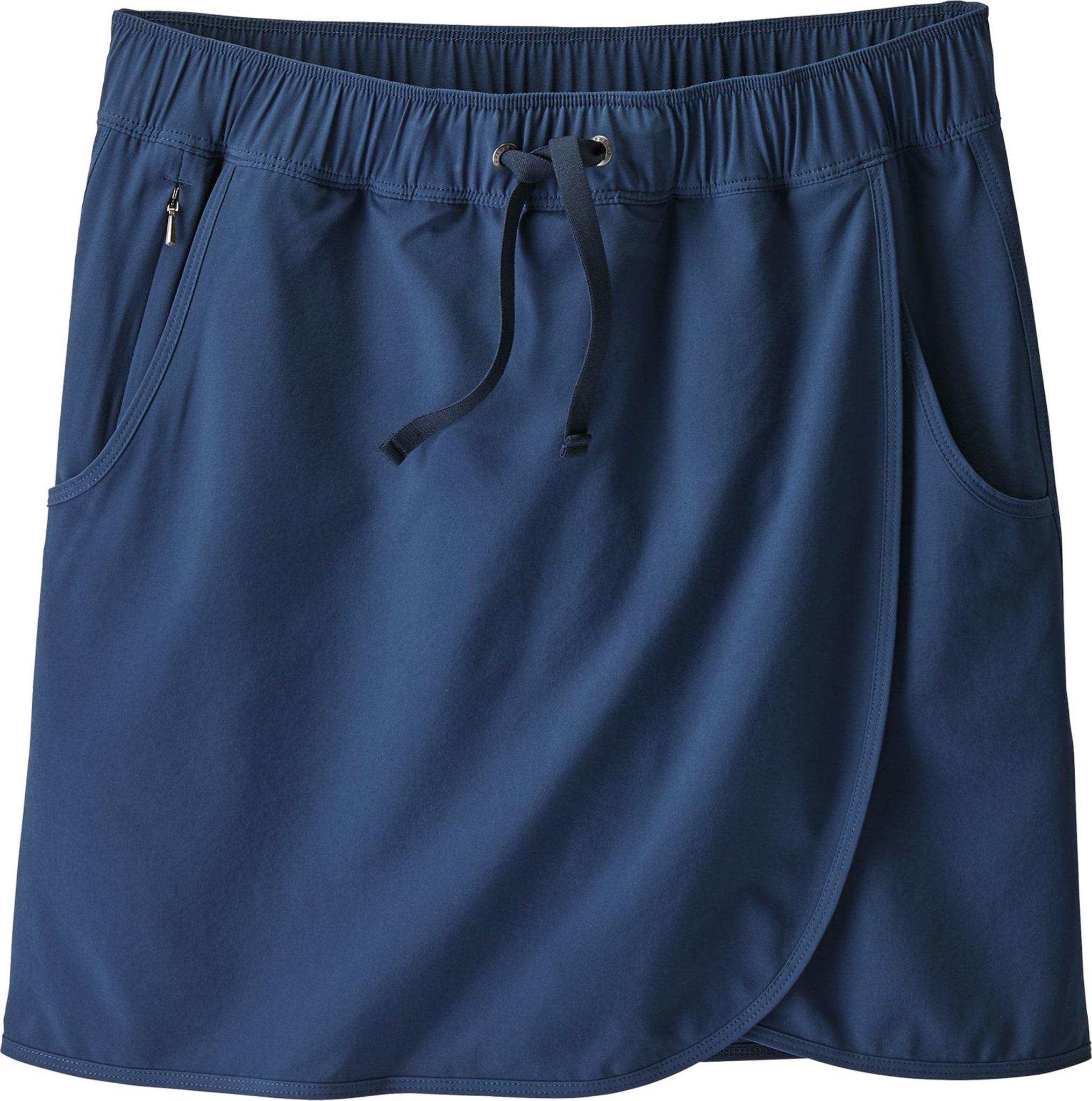 714a03c3 Lett skjørt med innvending shorts