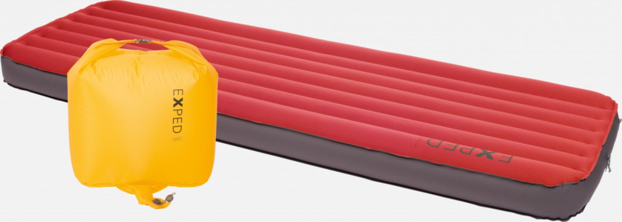 Svært liggeunderlag med topp komfort og isolasjon