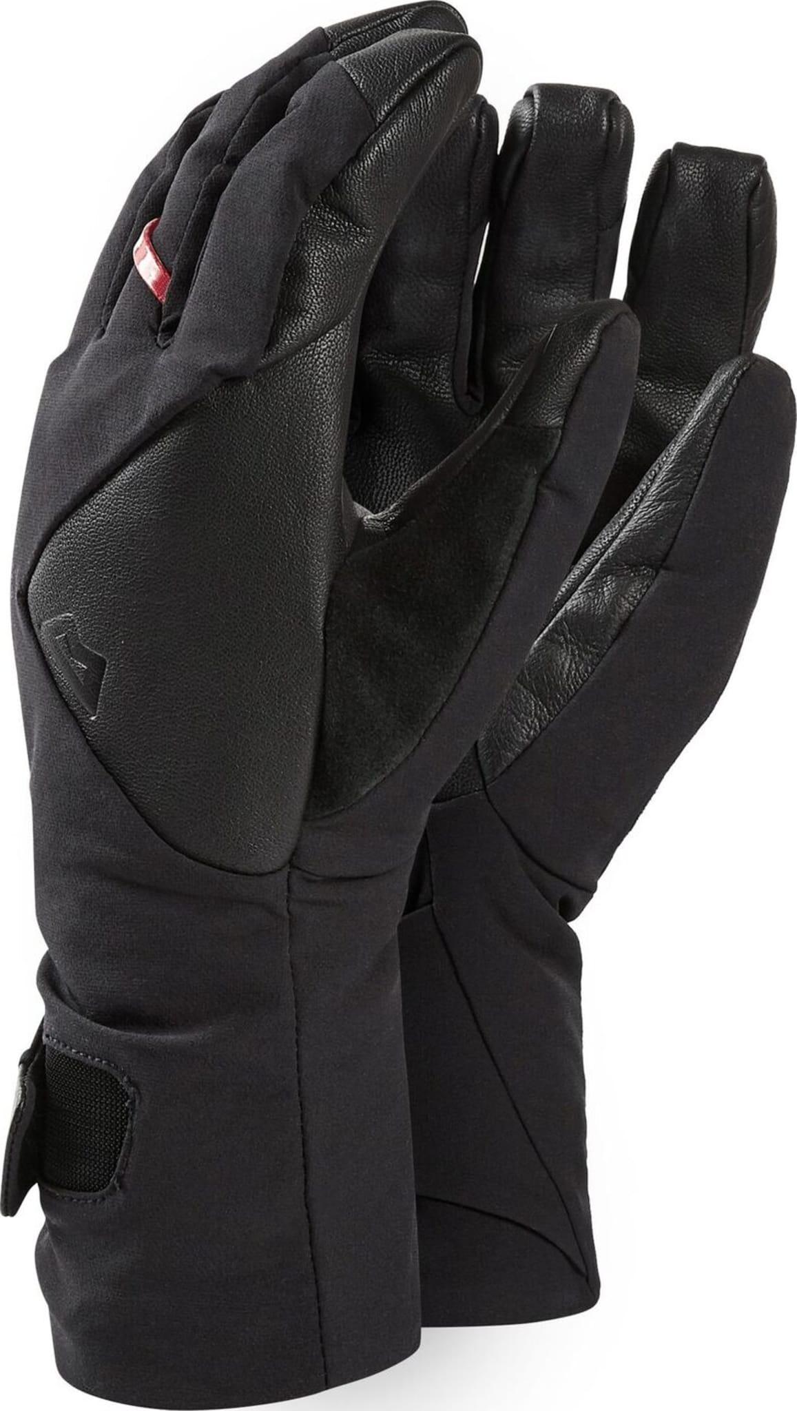 En fremragende, vindtett og varm hanske for alle aktiviteter i vinterfjellet