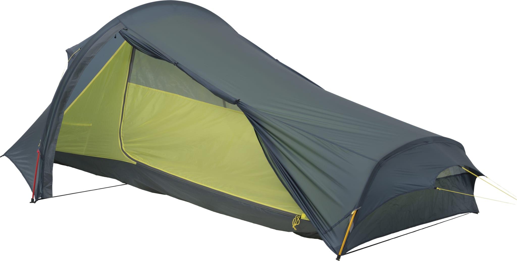 Superlett og kompakt telt med svært god levestandard