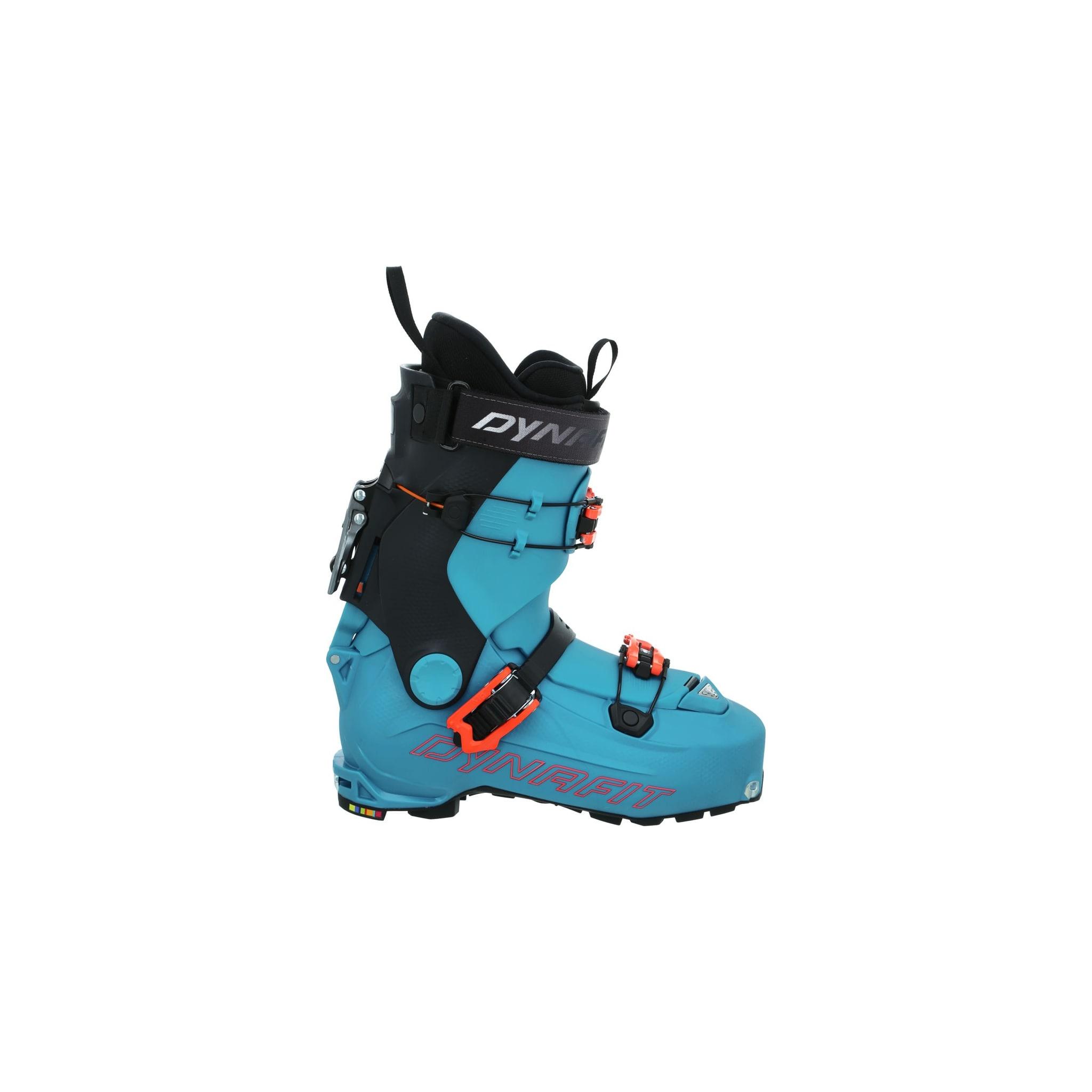Fullverdig skistøvel til tur og nedkjøring