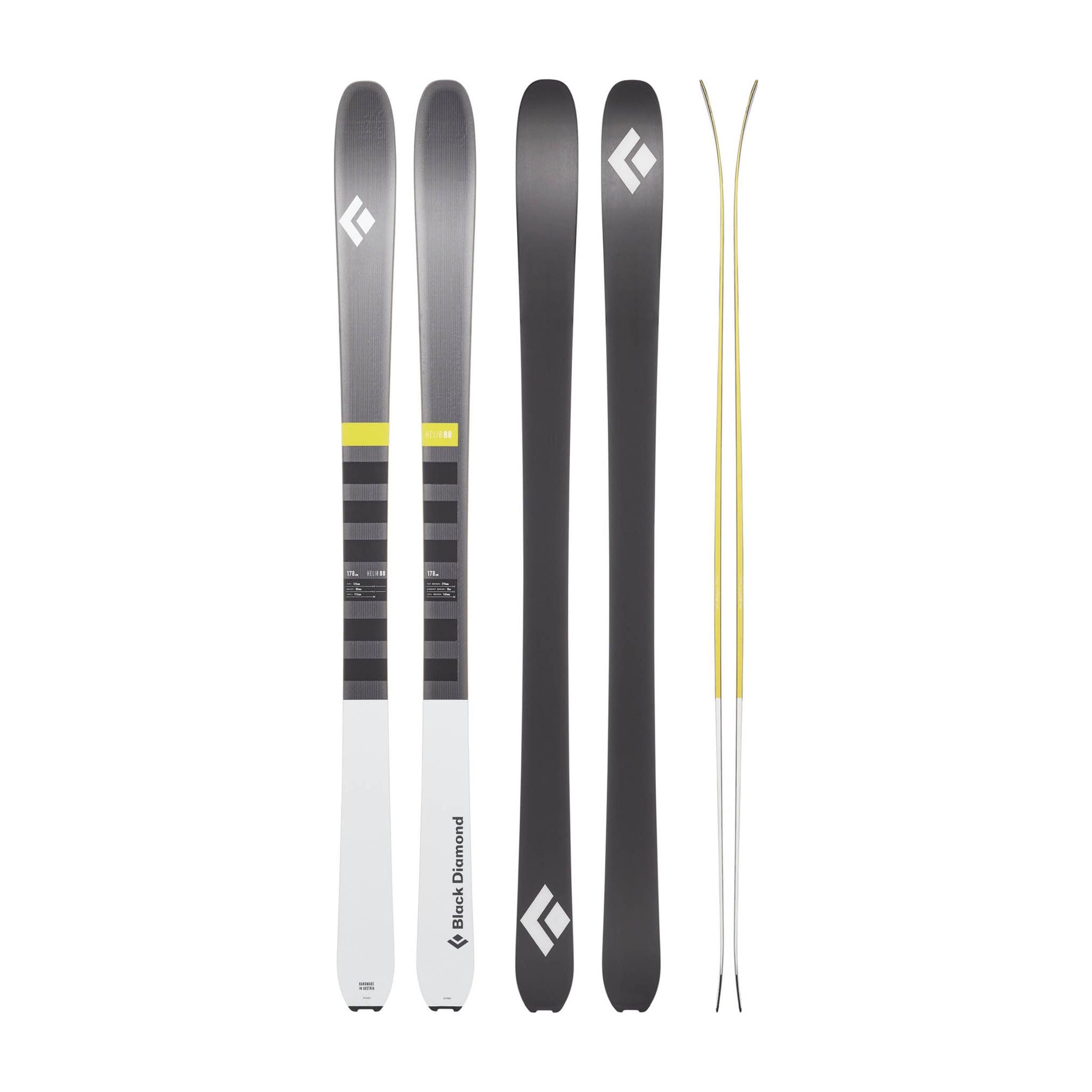Svært lett ski lange dager til fjells med varierende forhold og terreng