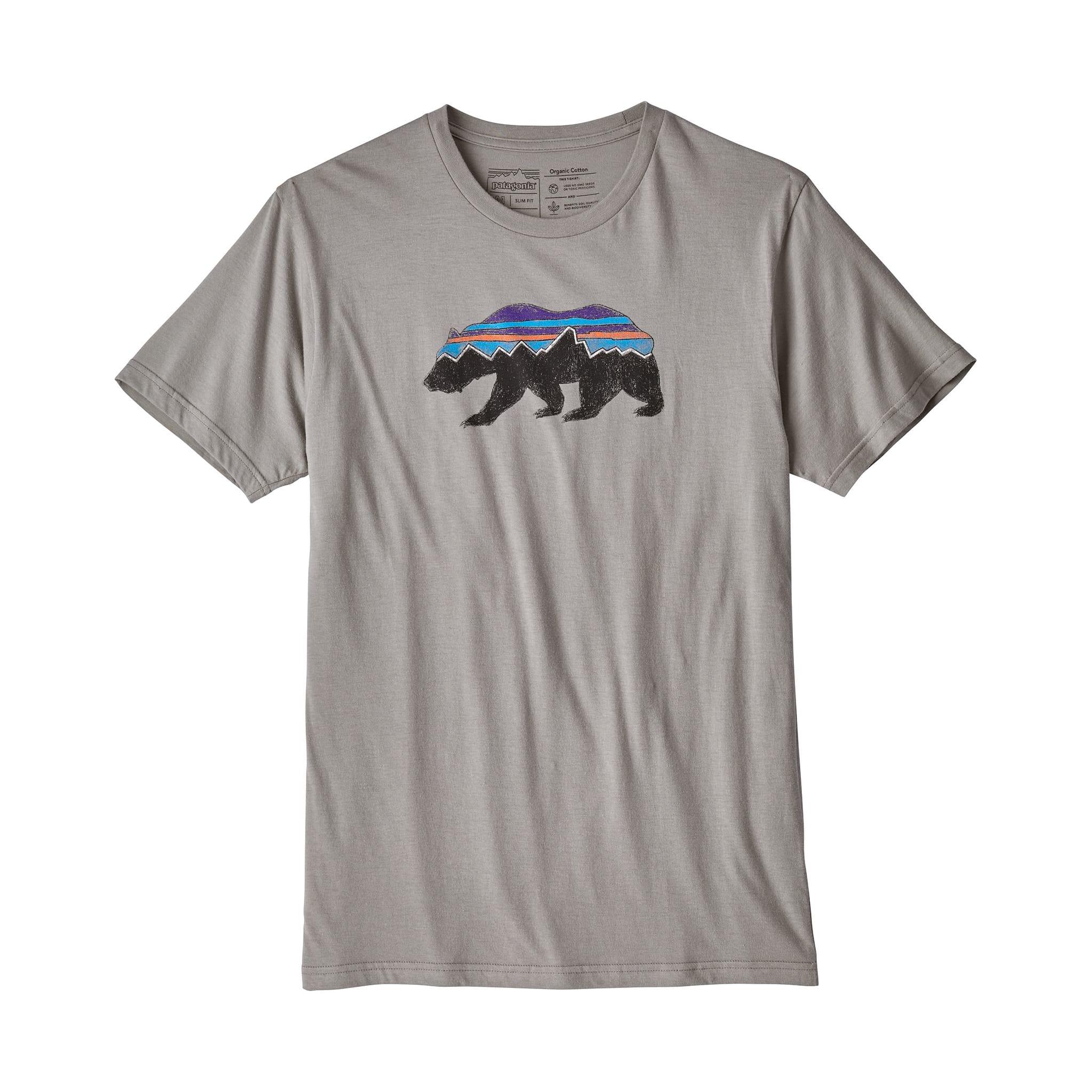 Tynn og lett t-skjorte i organisk bomull
