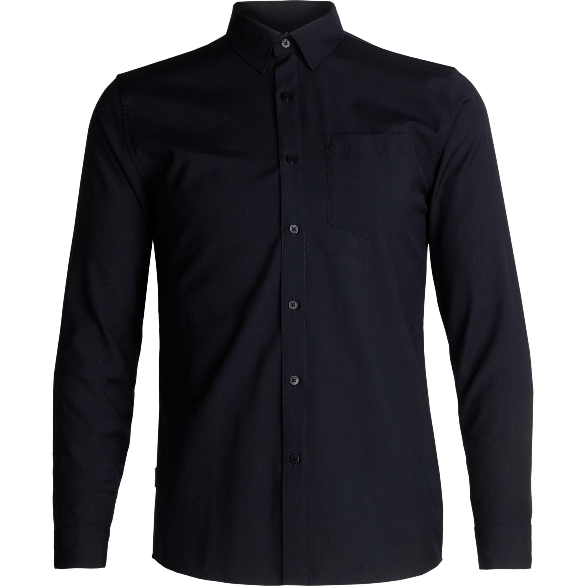 Tynn ullskjorte med super komfort og utseende