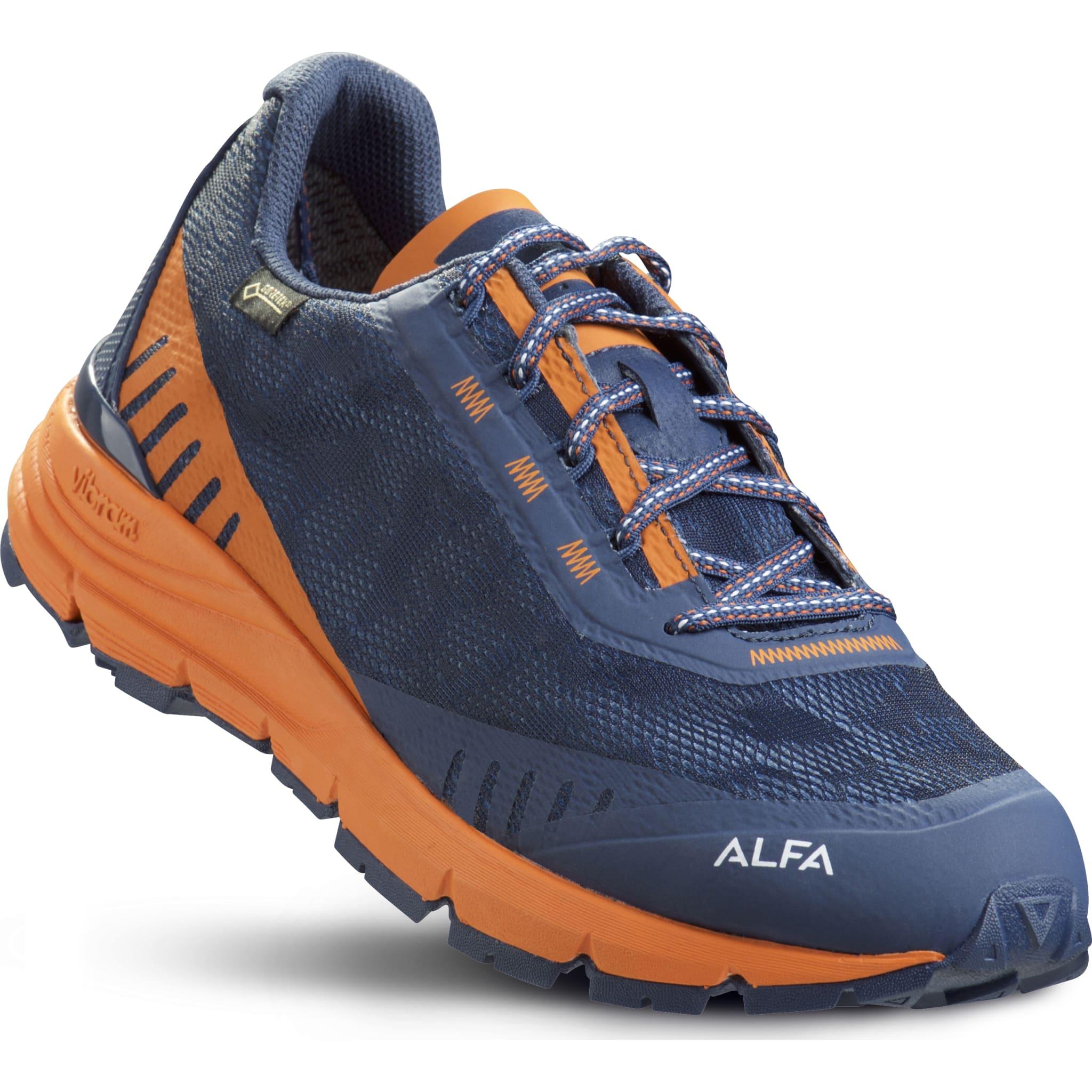 Lett sti-sko for høy og lav puls