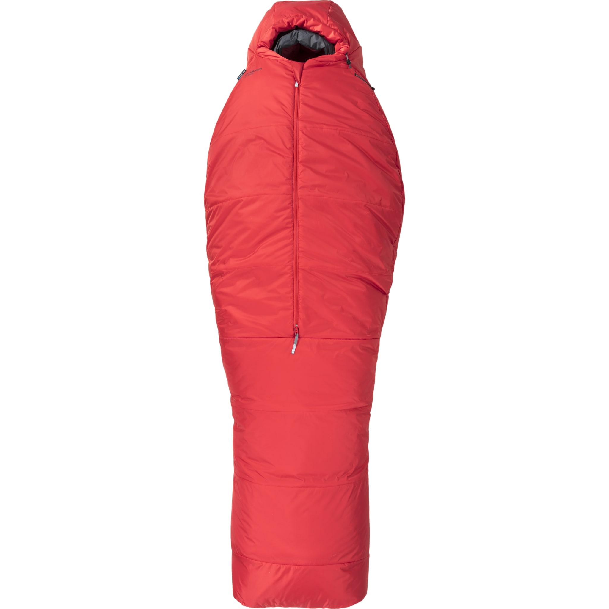 Dobbel sovepose med fleksible løsninger for ekstremt vær