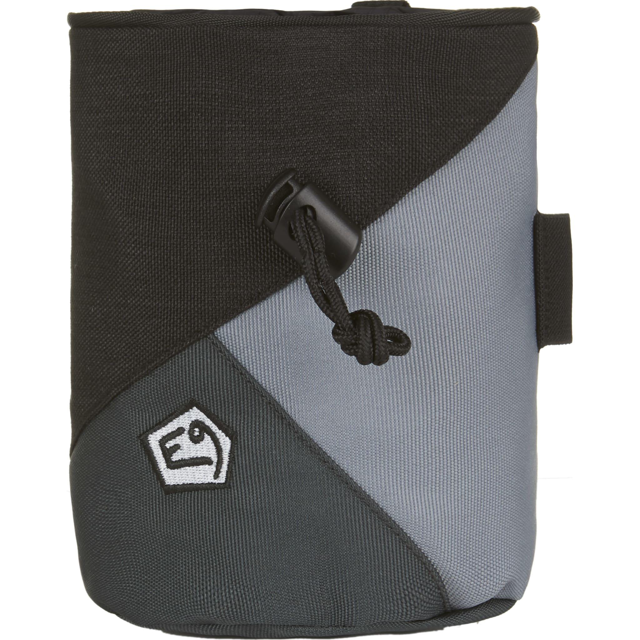 Kul kalkpose med belte