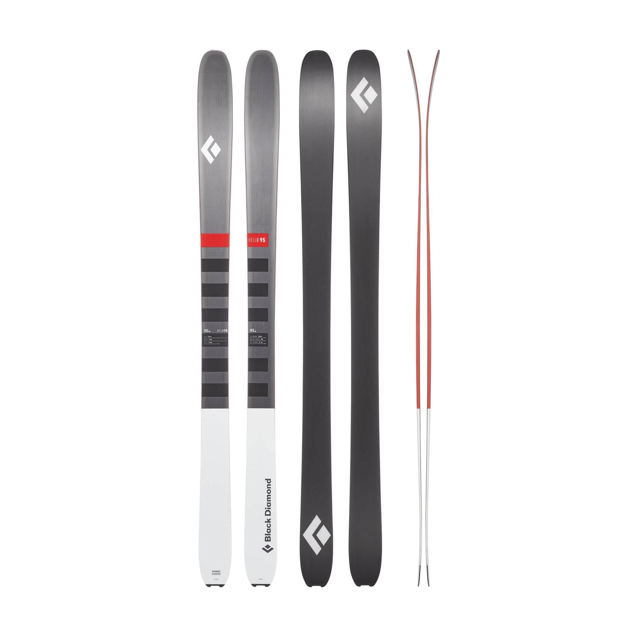 Ei lett ski som oppleves som smooooth på både mjukt og hardt føre