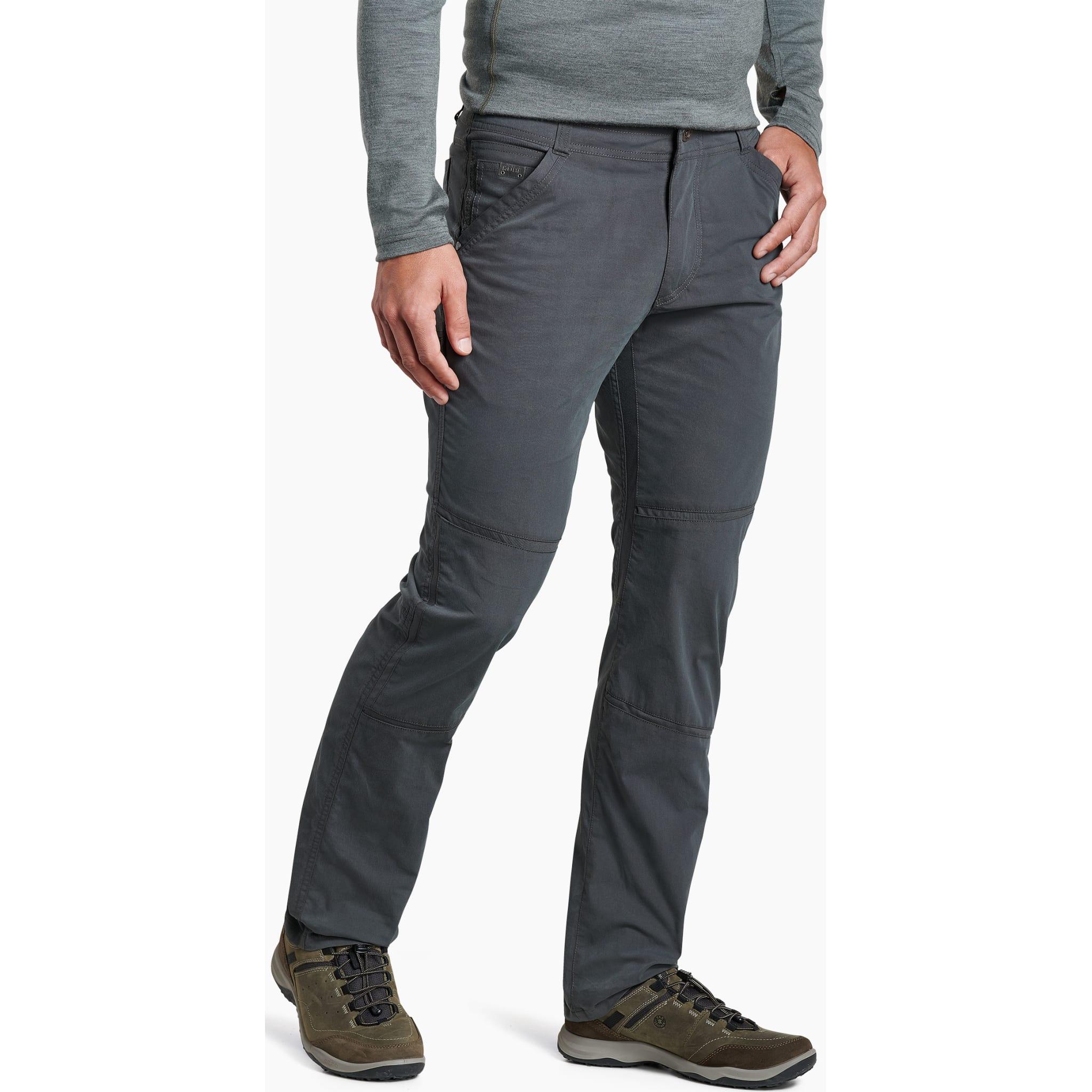 Lett, detaljerik og allsidig bukse til stort sett alt