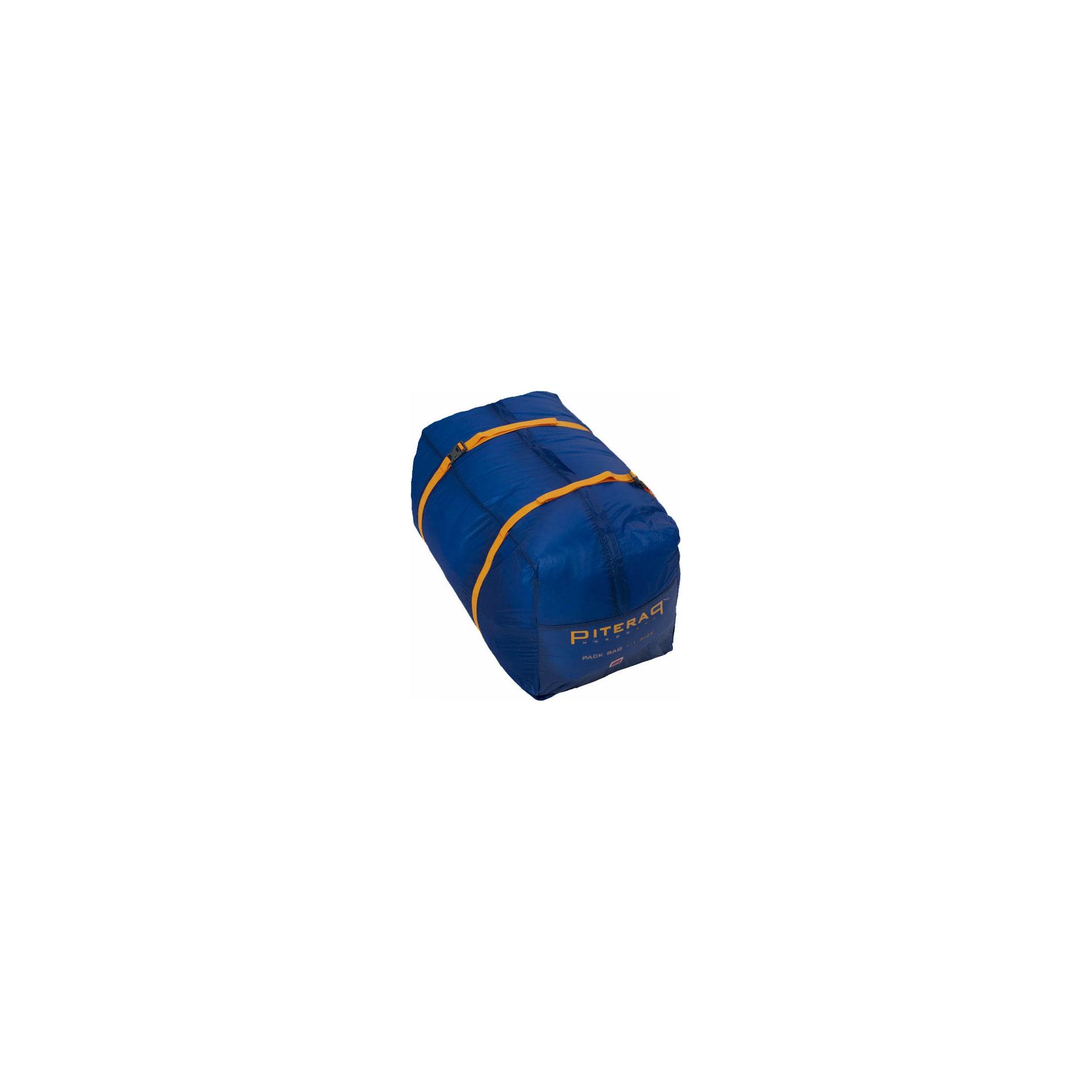 Slitesterk pakkbag til pulk, halv størrelse