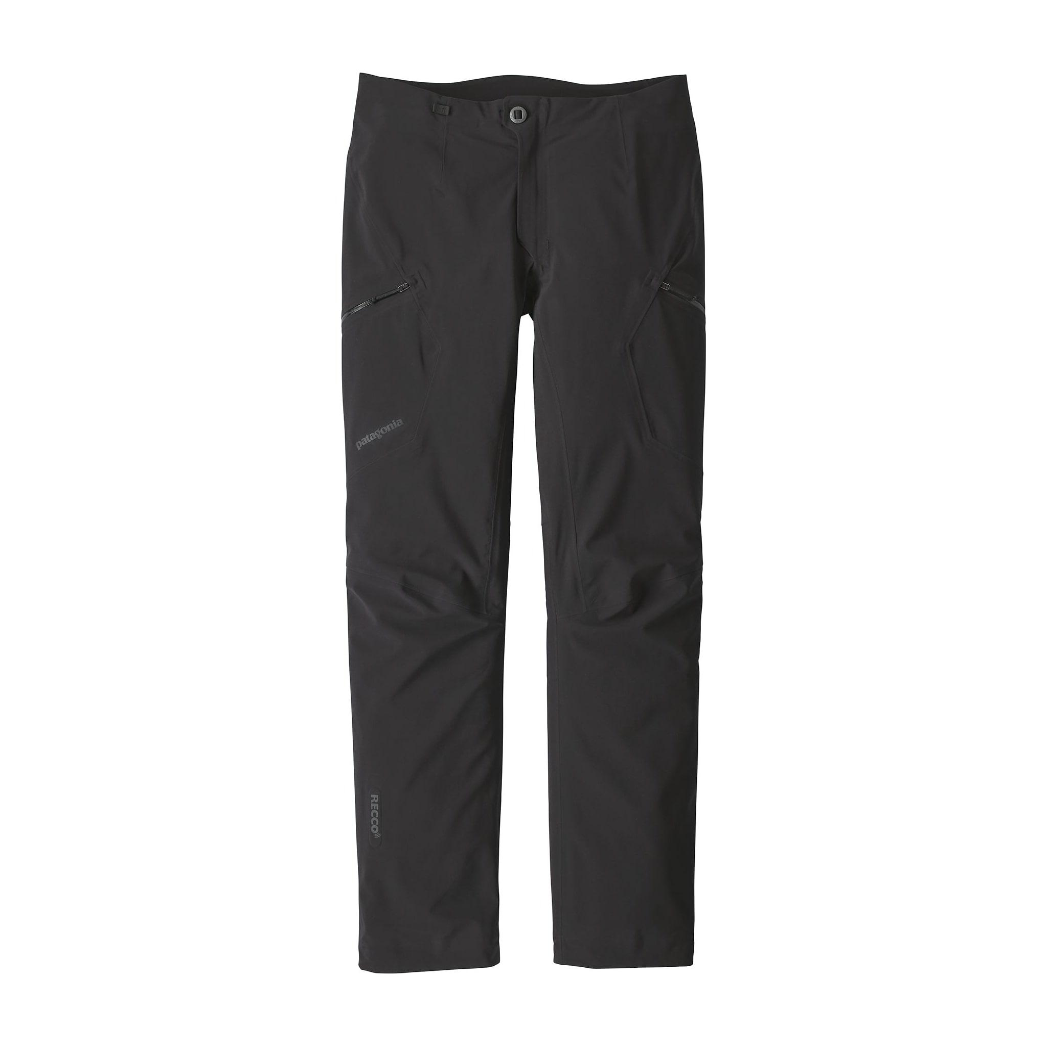 Alpin bukse med stretch og full værbeskyttelse!