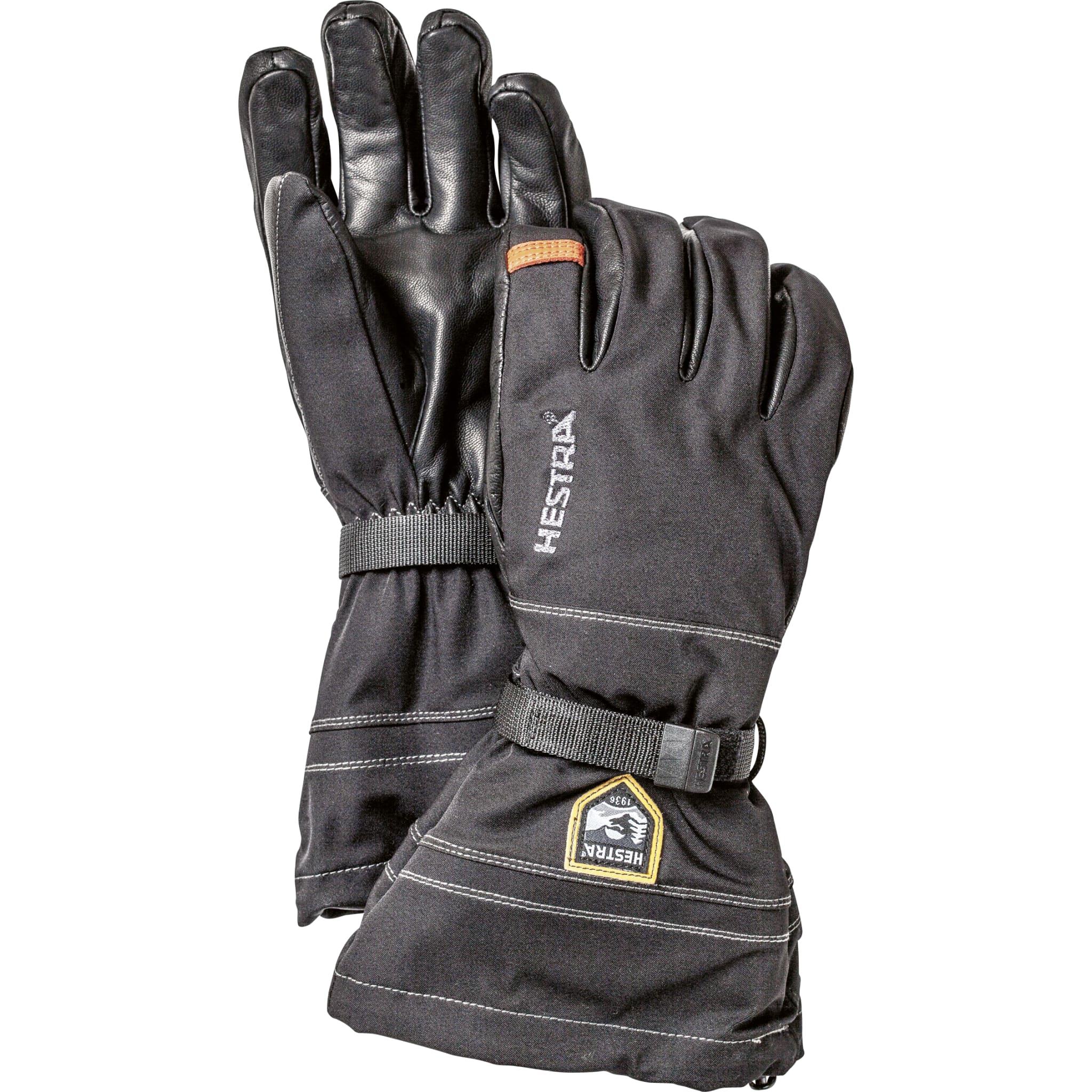 Ekstra lange hansker med uttagbar liner