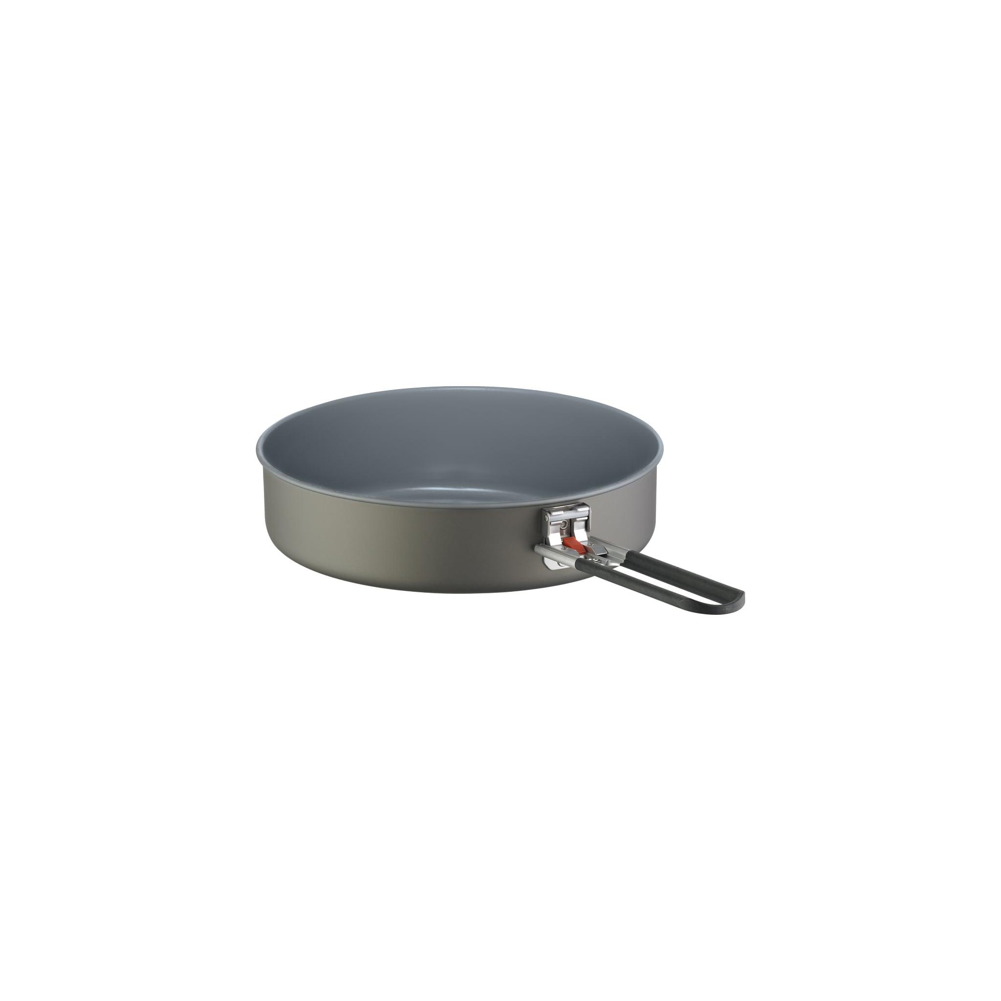 Lett stekepanne i aluminium med keramisk belegg