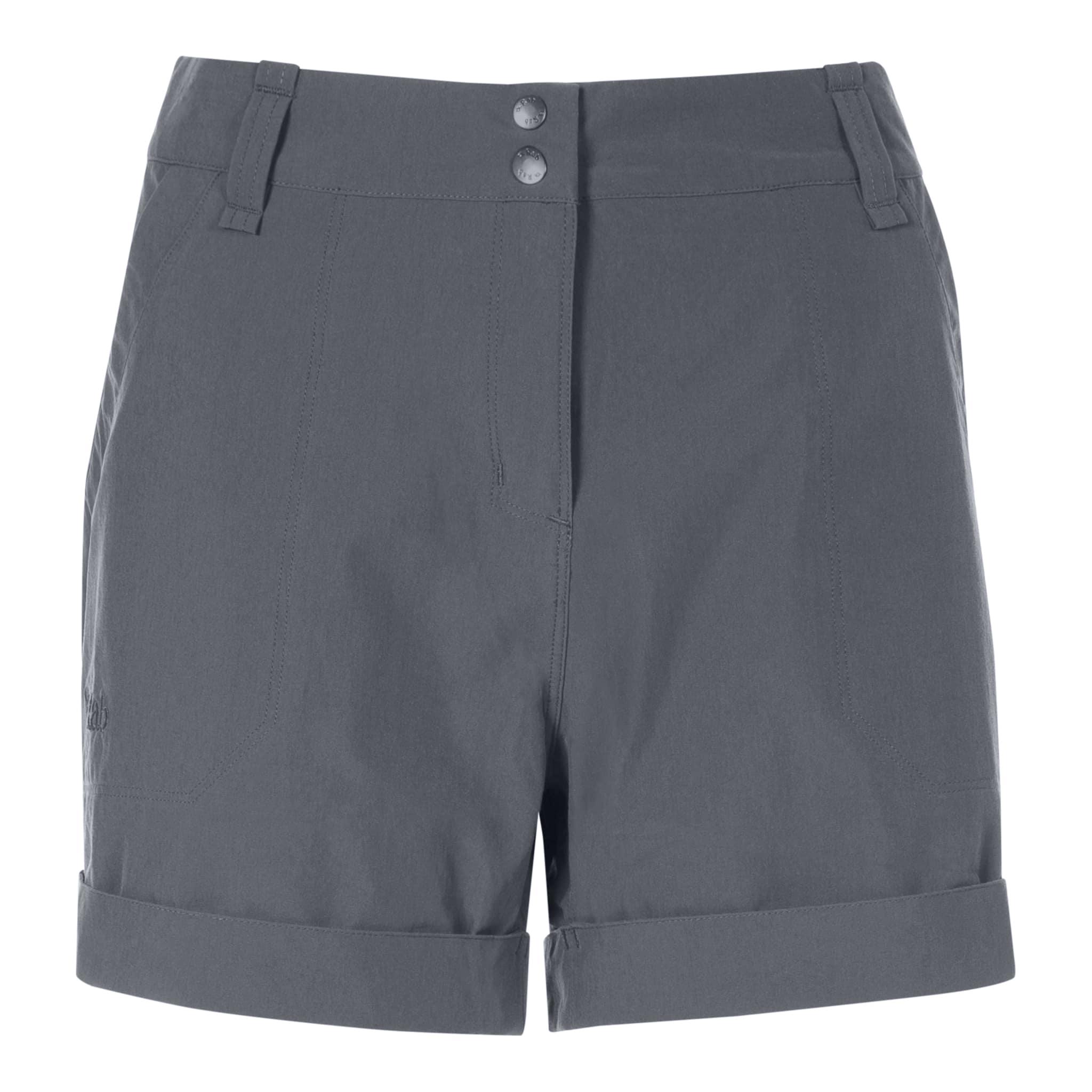 Hurtigtørkende shorts til varmt vær