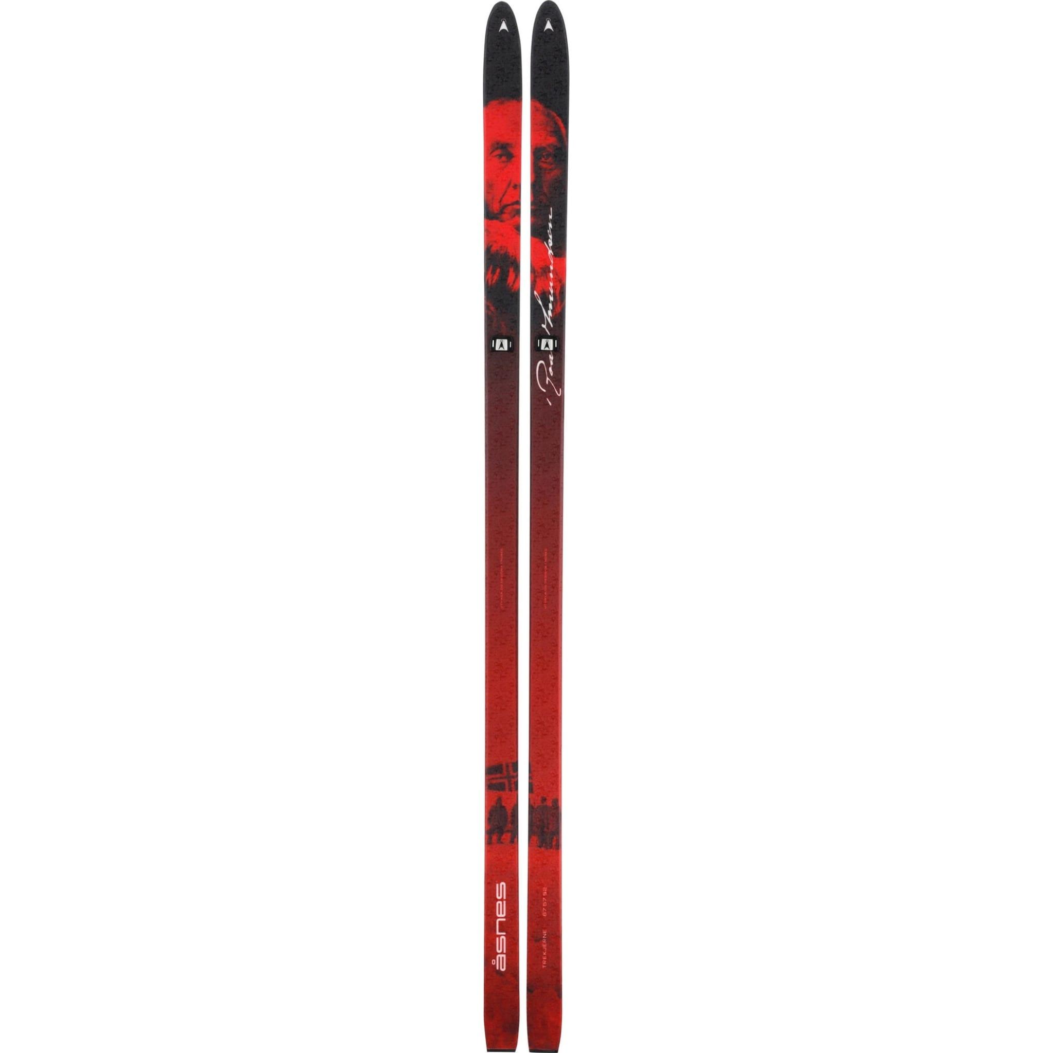 Optimal ski for lange turer på vidda med mye last
