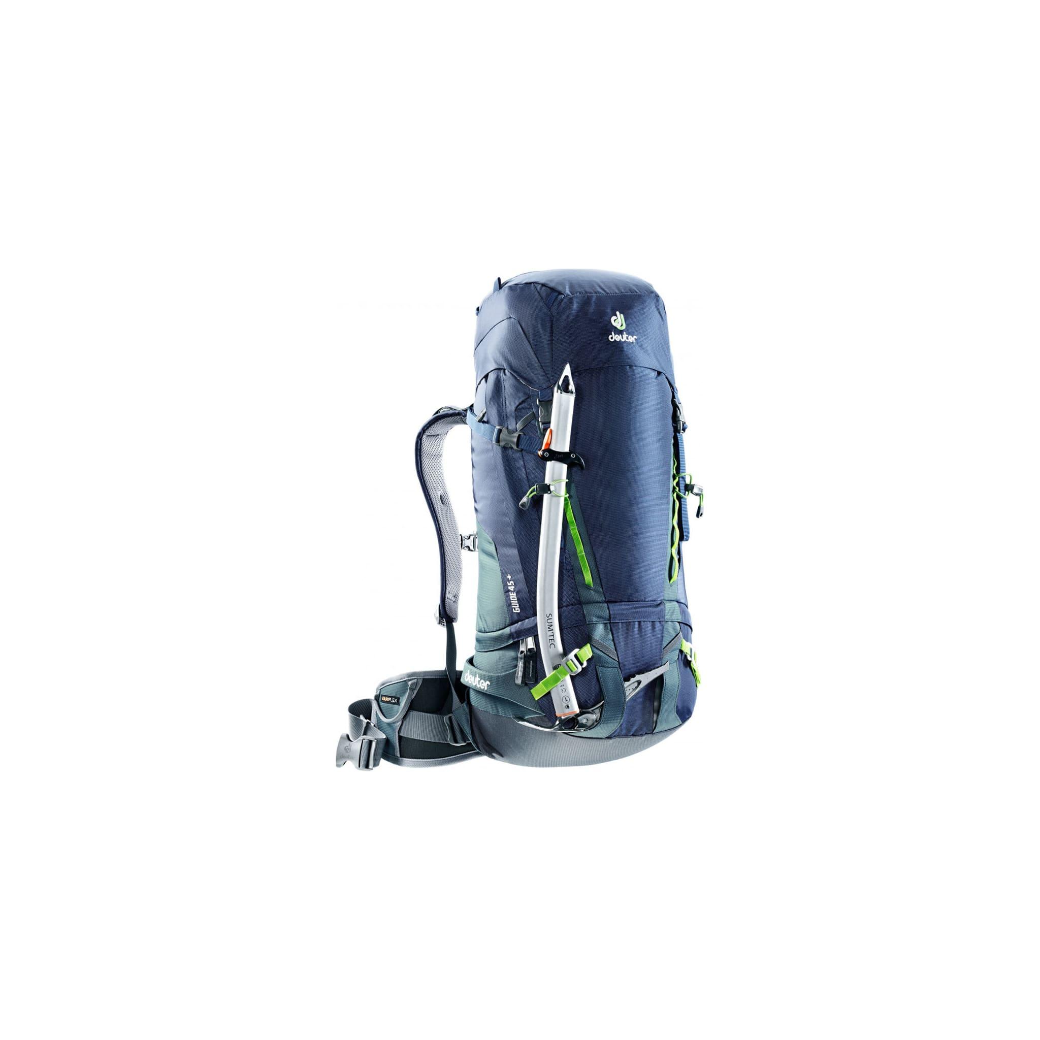 Stor fjellsekk for dagsturer med mye utstyr eller lette overnattingsturer