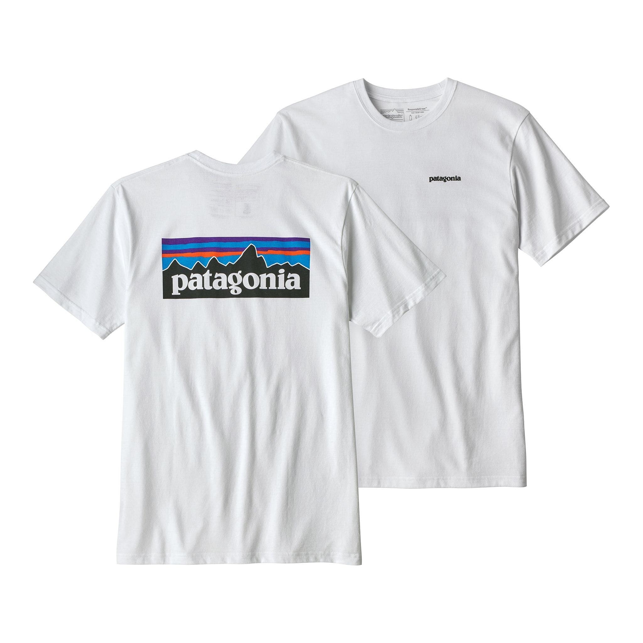 Den klassiske t-skjorta laget i resirkulert bomull og polyester