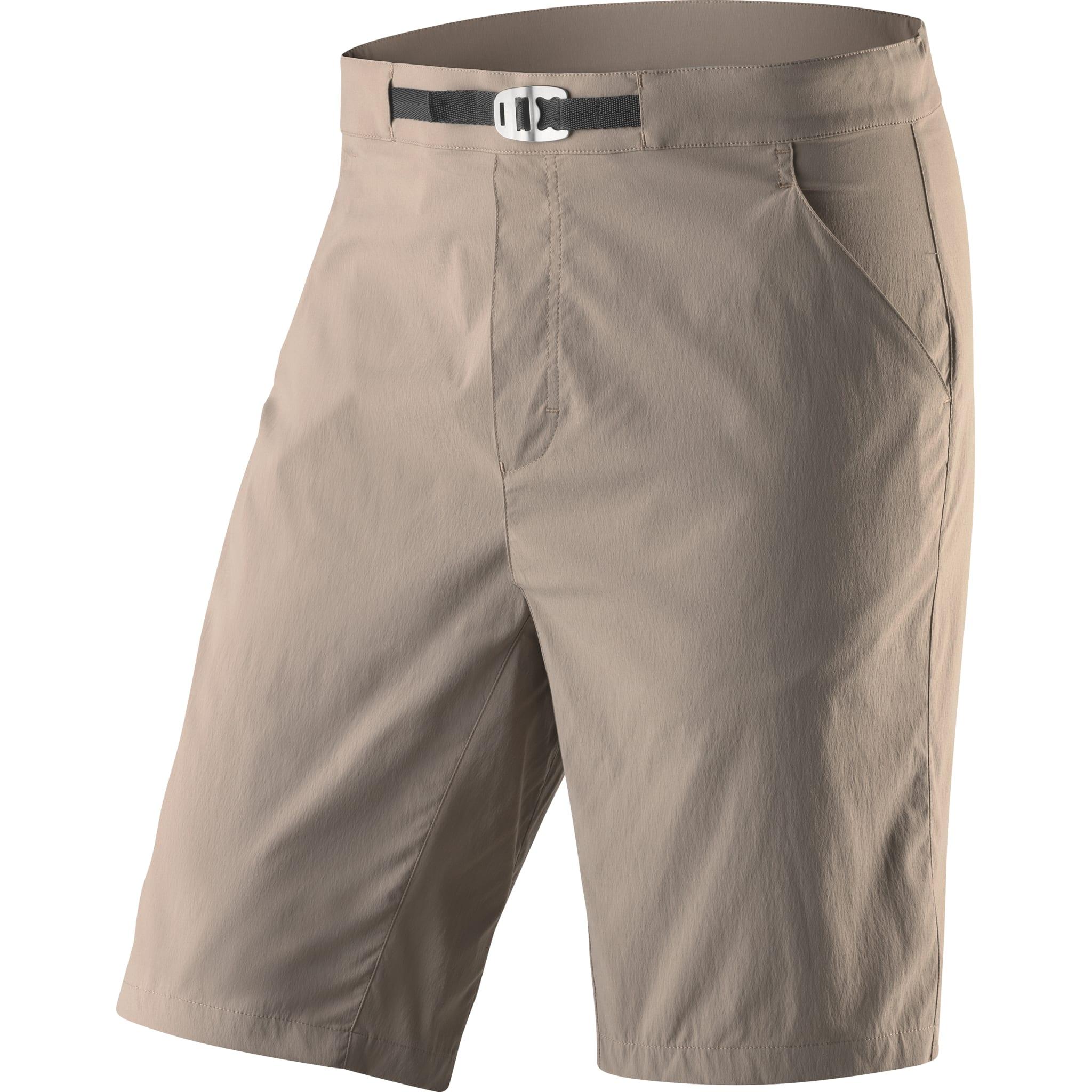 Lett og hurtigtørkende shorts med stretch