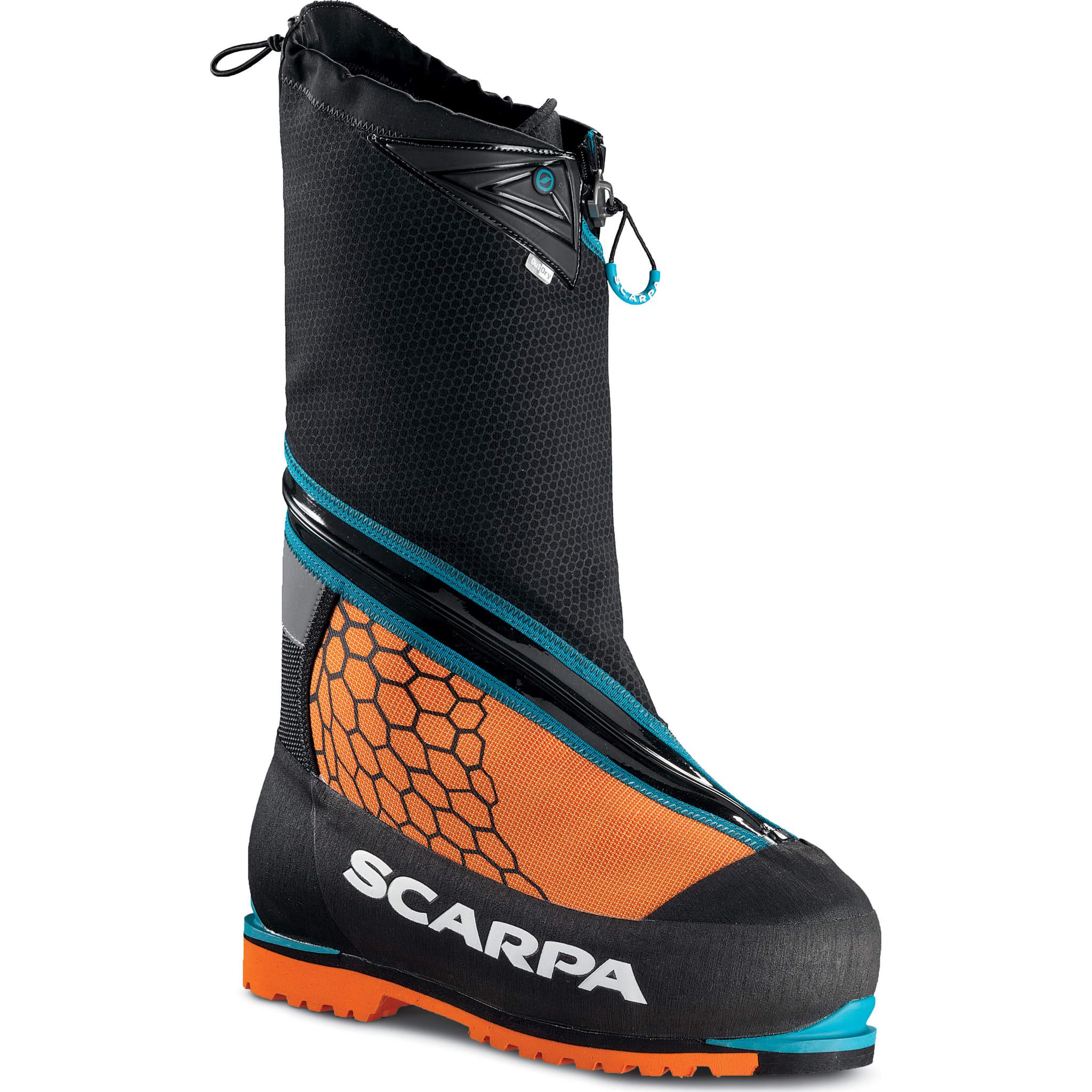 Ekstrem sko for kalde turer og høye fjell!