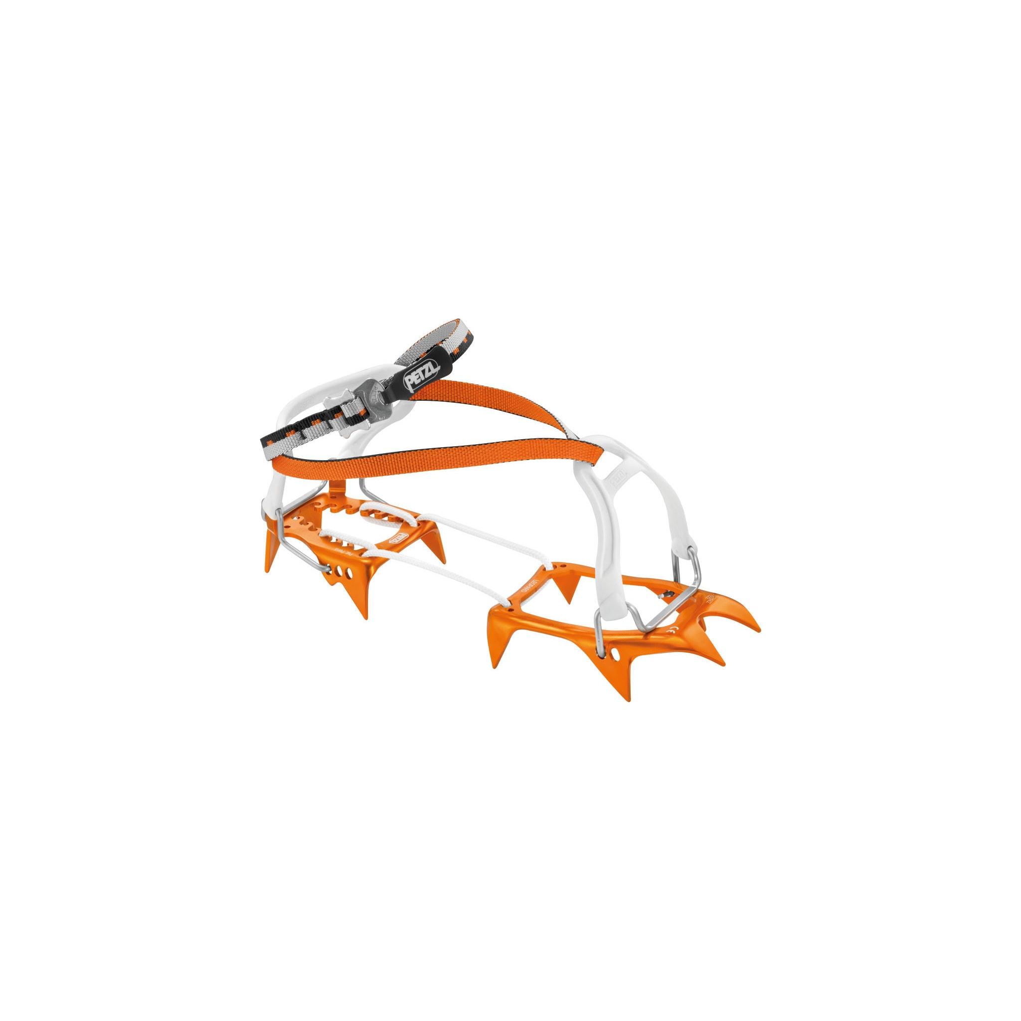 Lette og kompakte stegjern for toppturer på snø