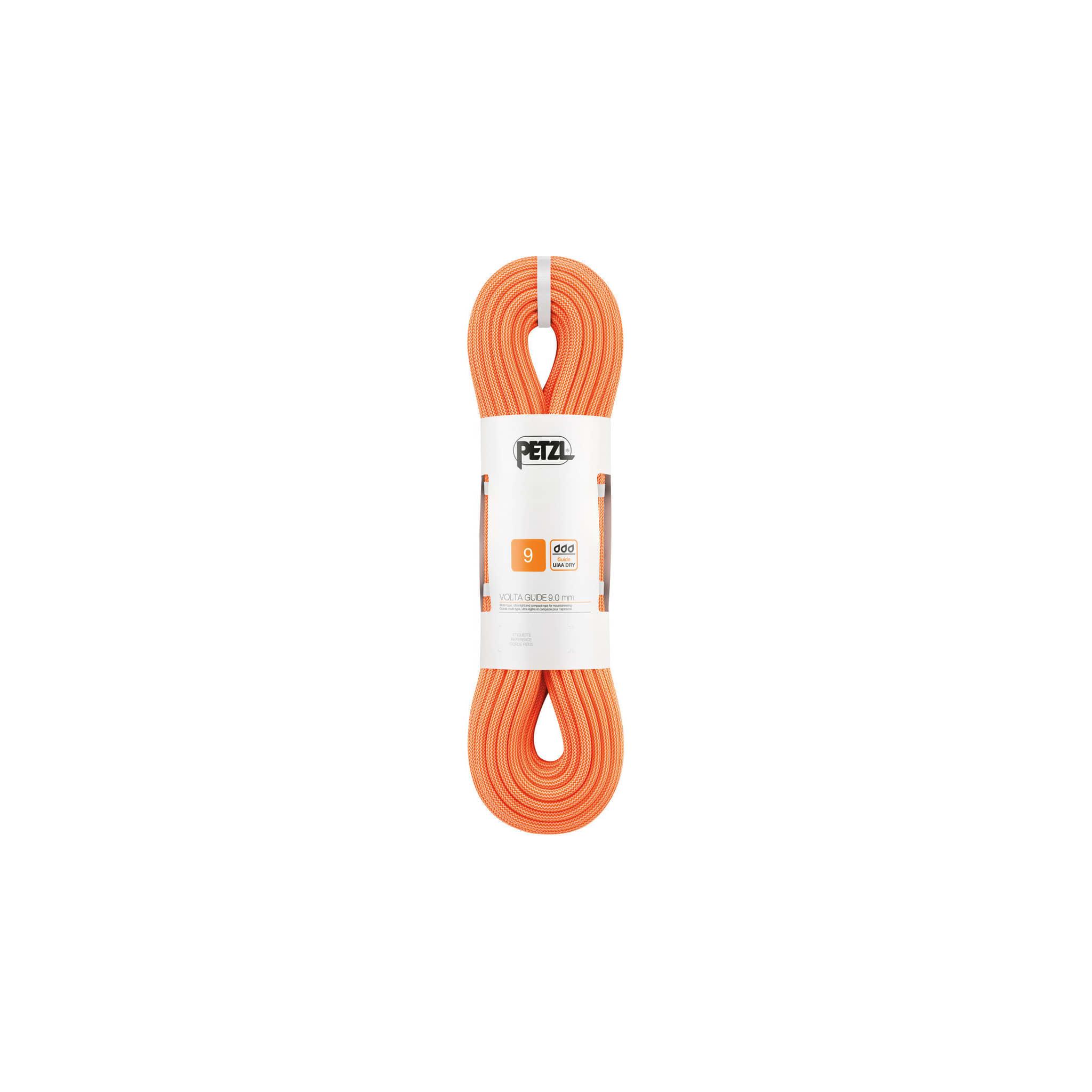 Trippelsertifisert lettvekter med UIAA Guide Dry impregnering