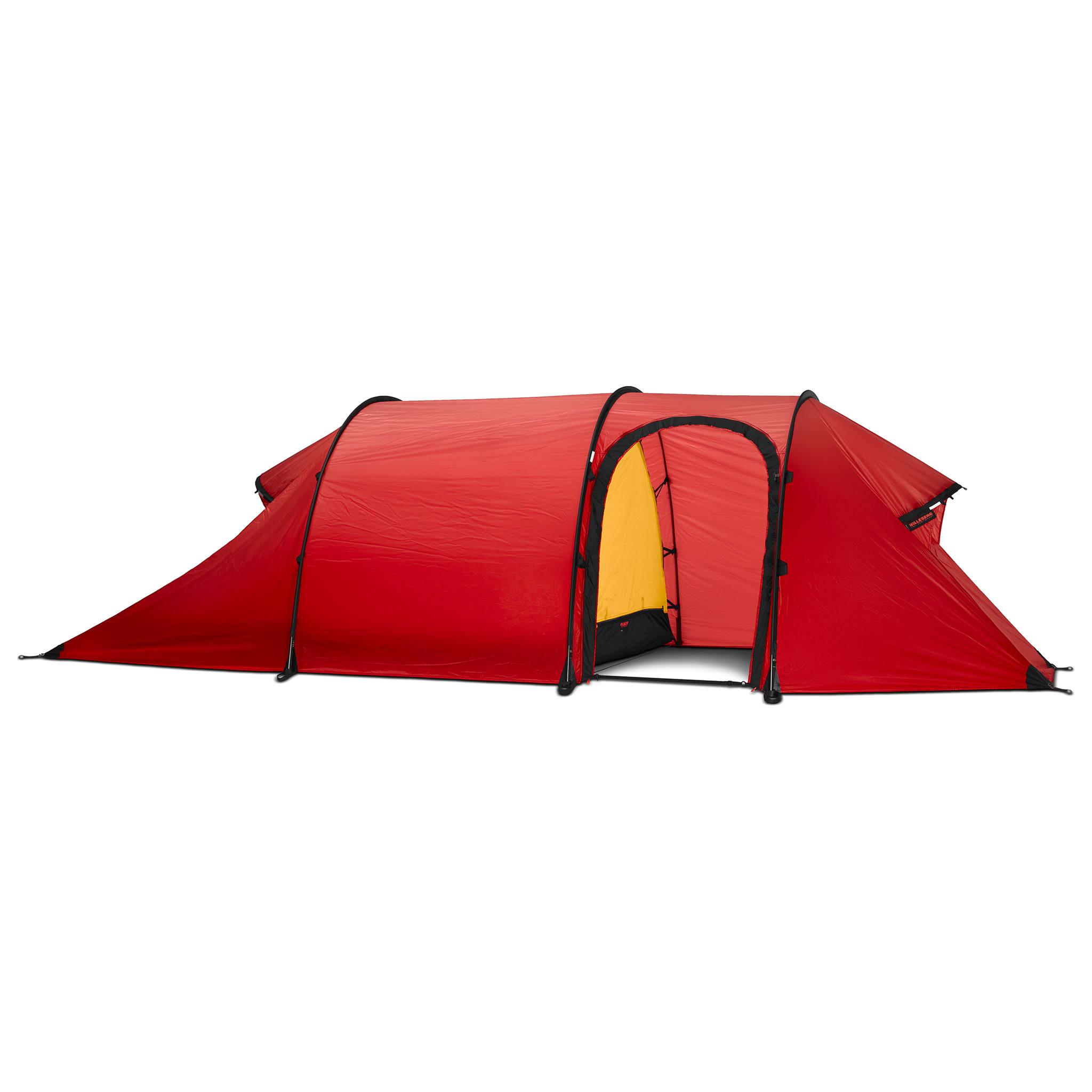 Svært godt telt for 3 når ytelse er like viktig som vekt