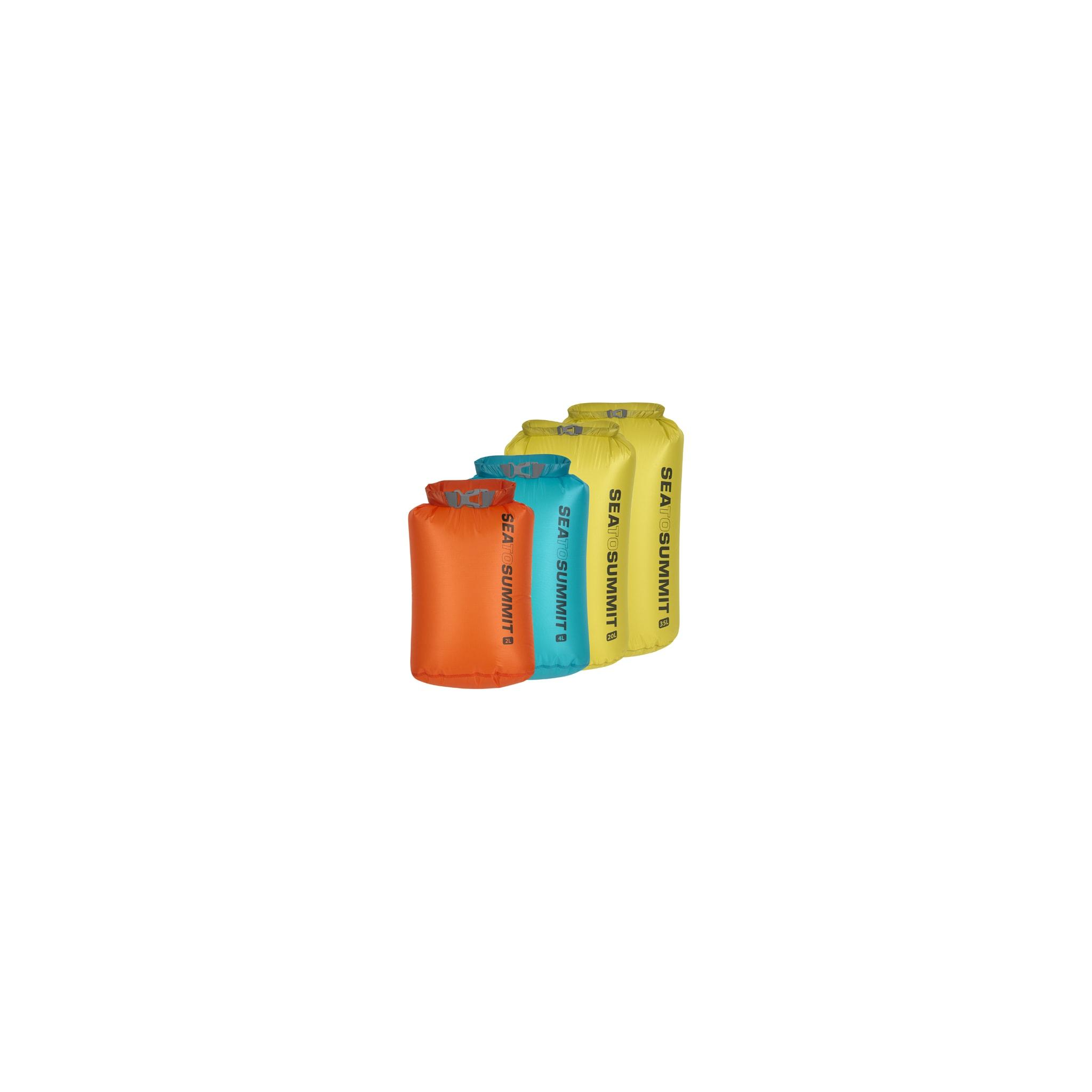 Superlette pakkposer fra 1 til 13 liter!