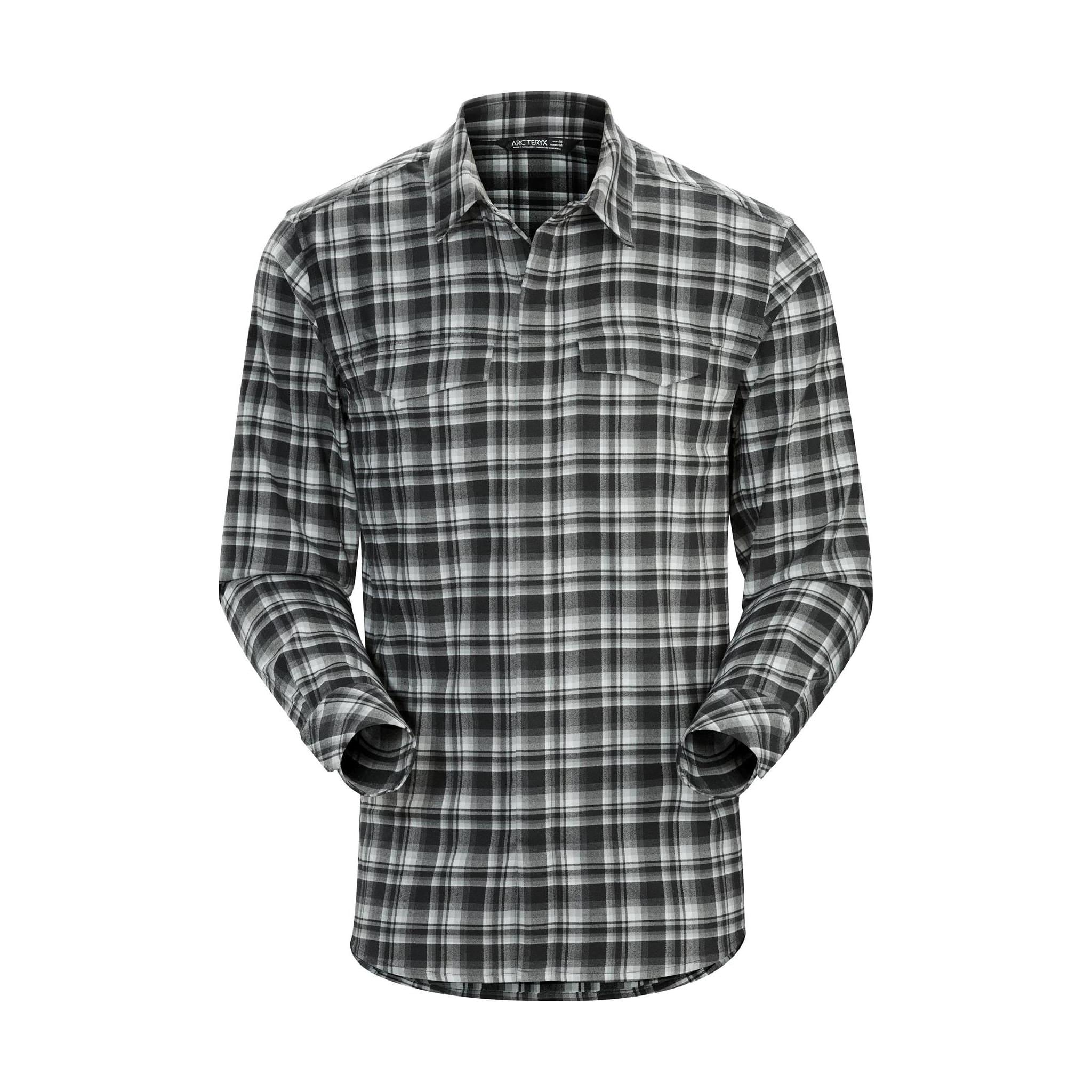 Lett og behagelig flanellskjorte