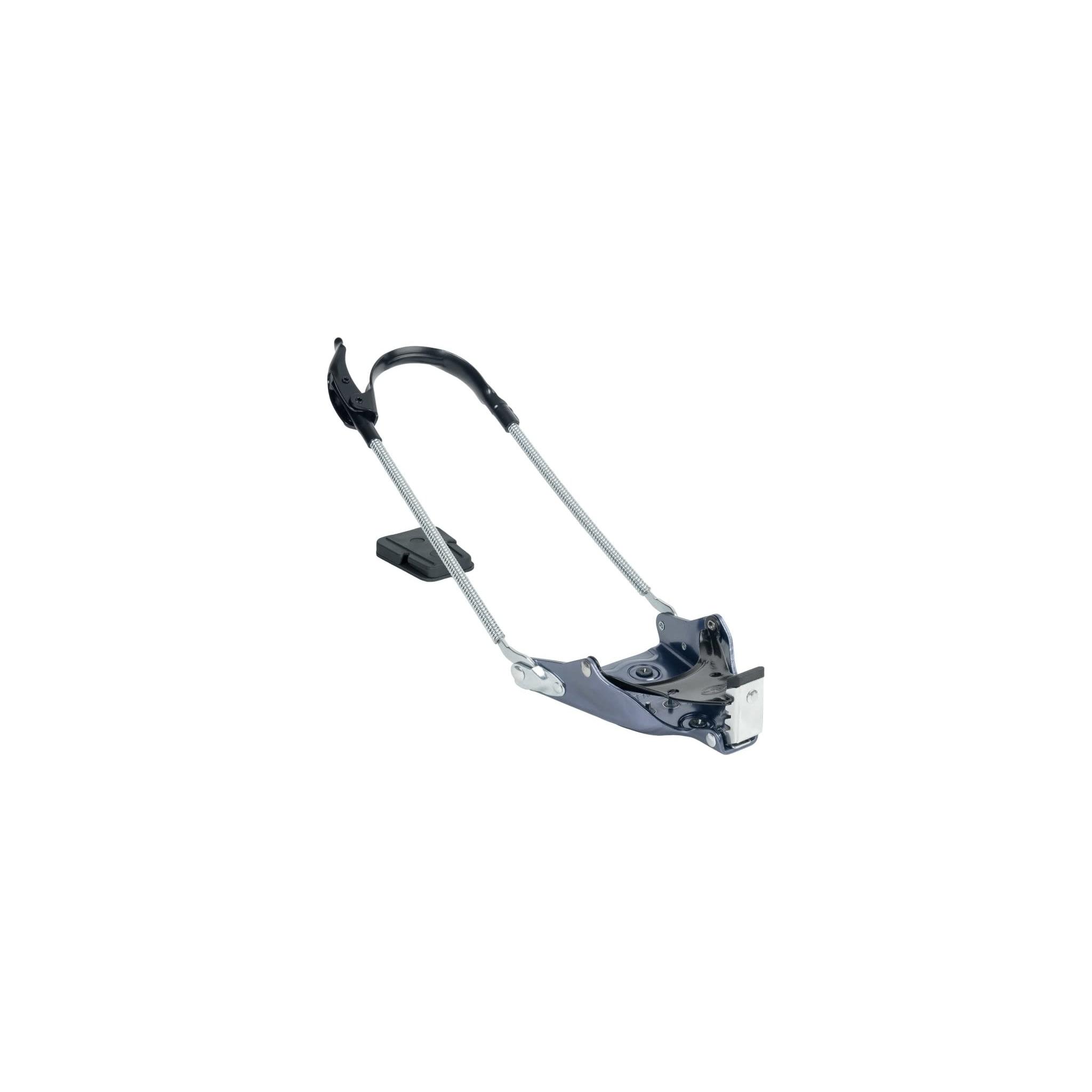 75mm telemarkbinding med avtagbar kabel