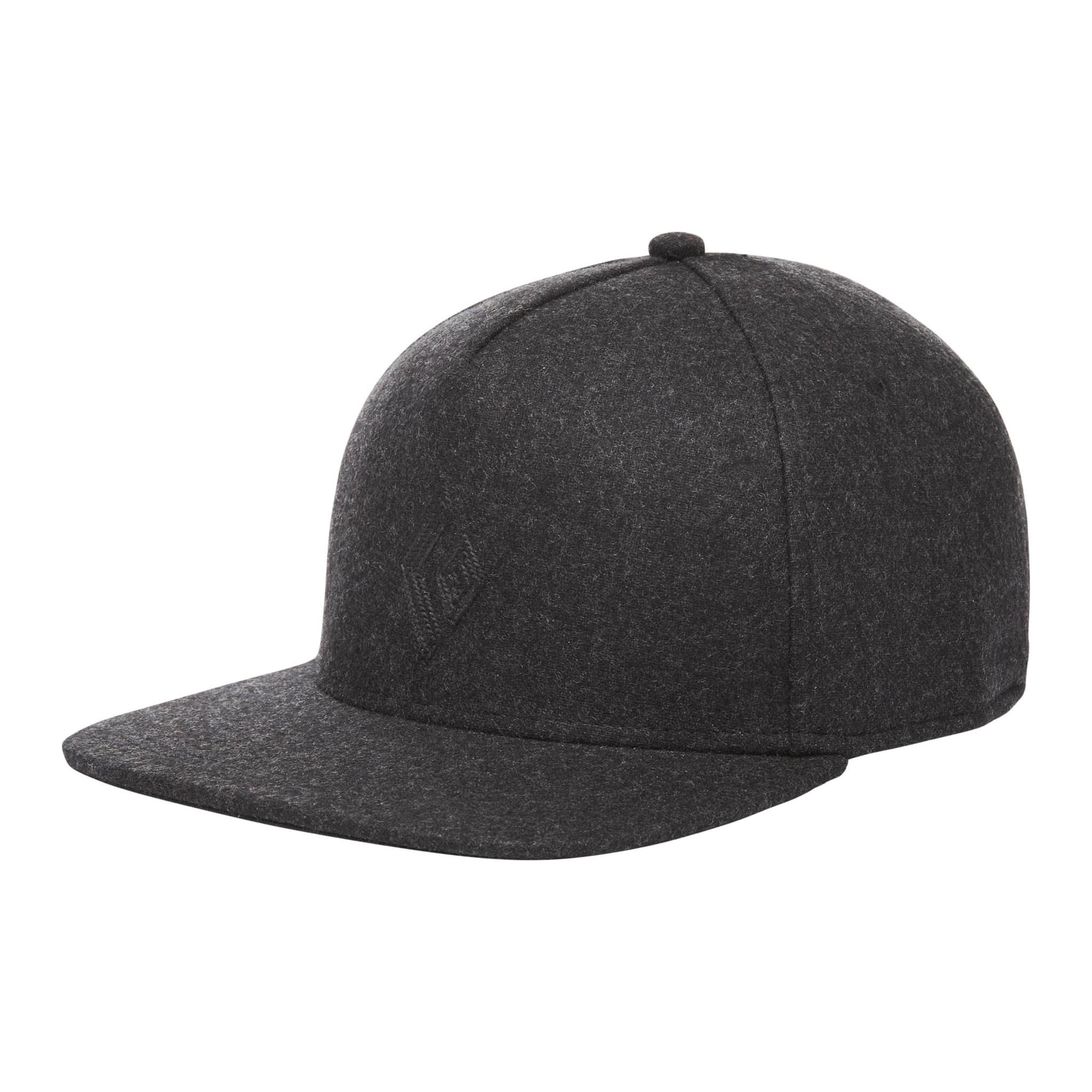 Komfortabel caps i ull