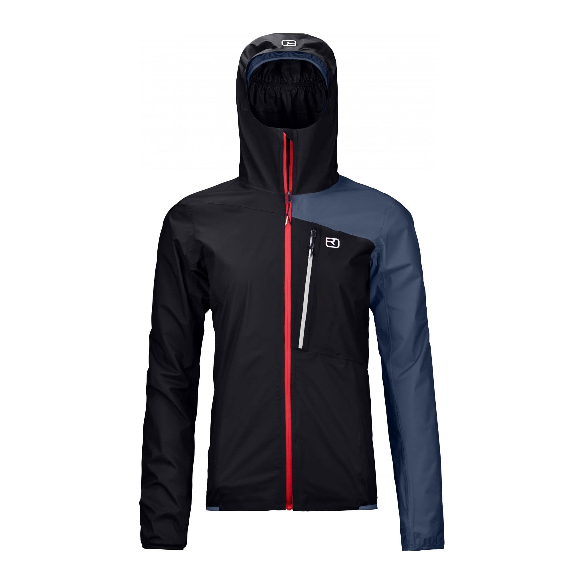 Superlett og komfortabel vind- og vanntett jakke