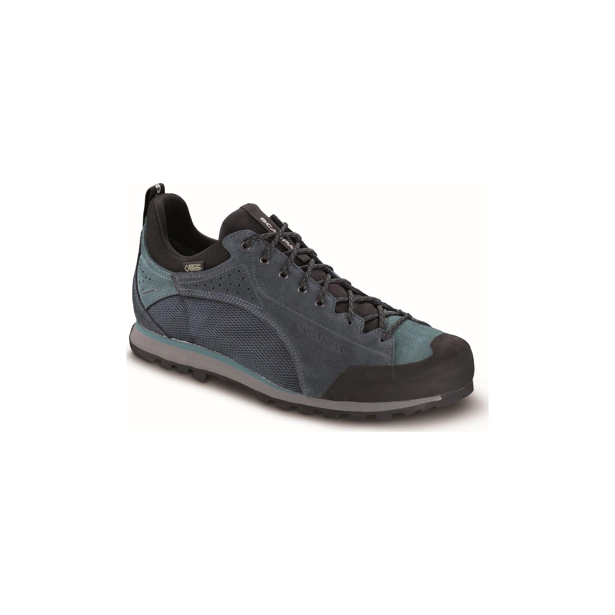 Svært anvendelig sko med ekstremt gode pusteegenskaper