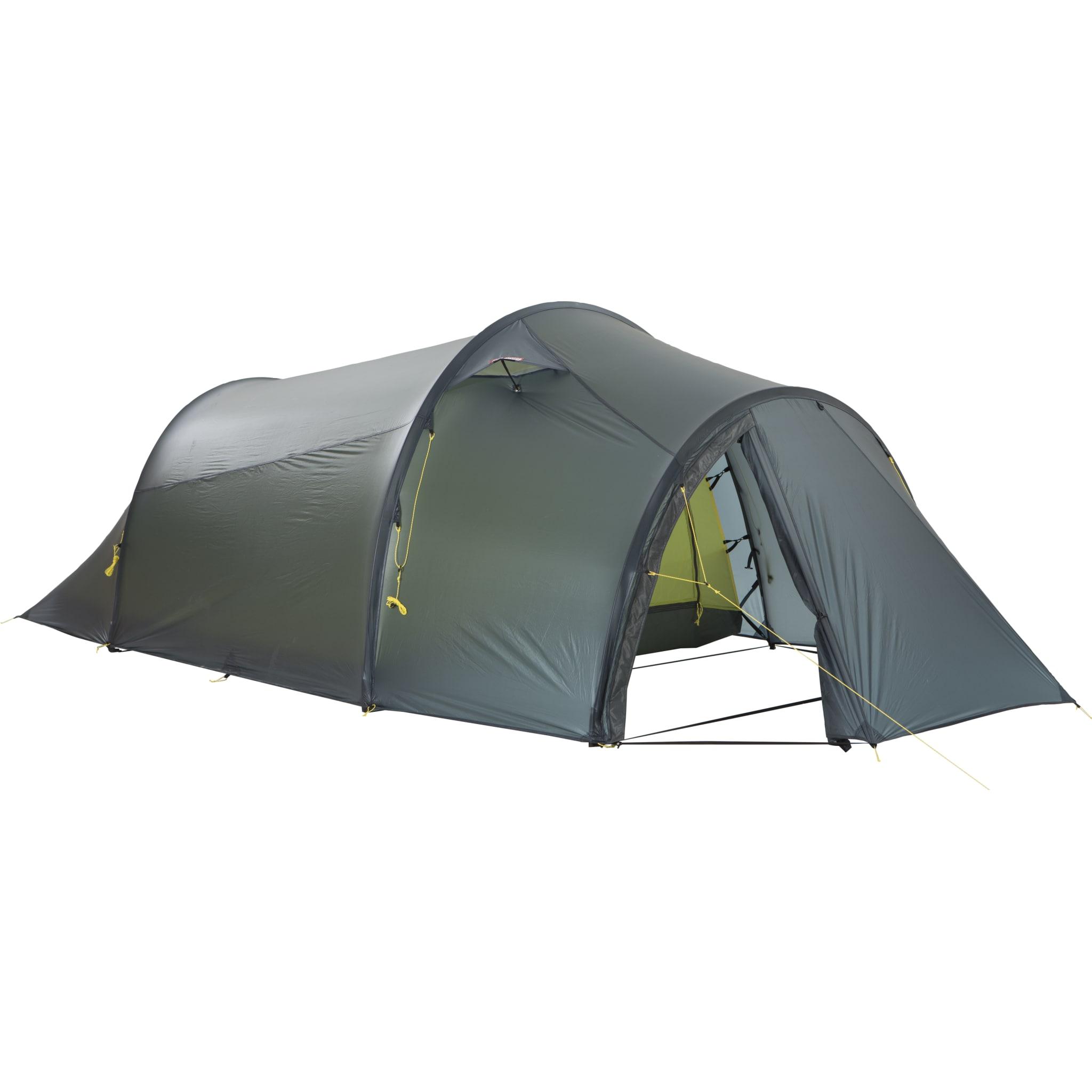 Supert romslig telt som ikke tar store plassen i sekken
