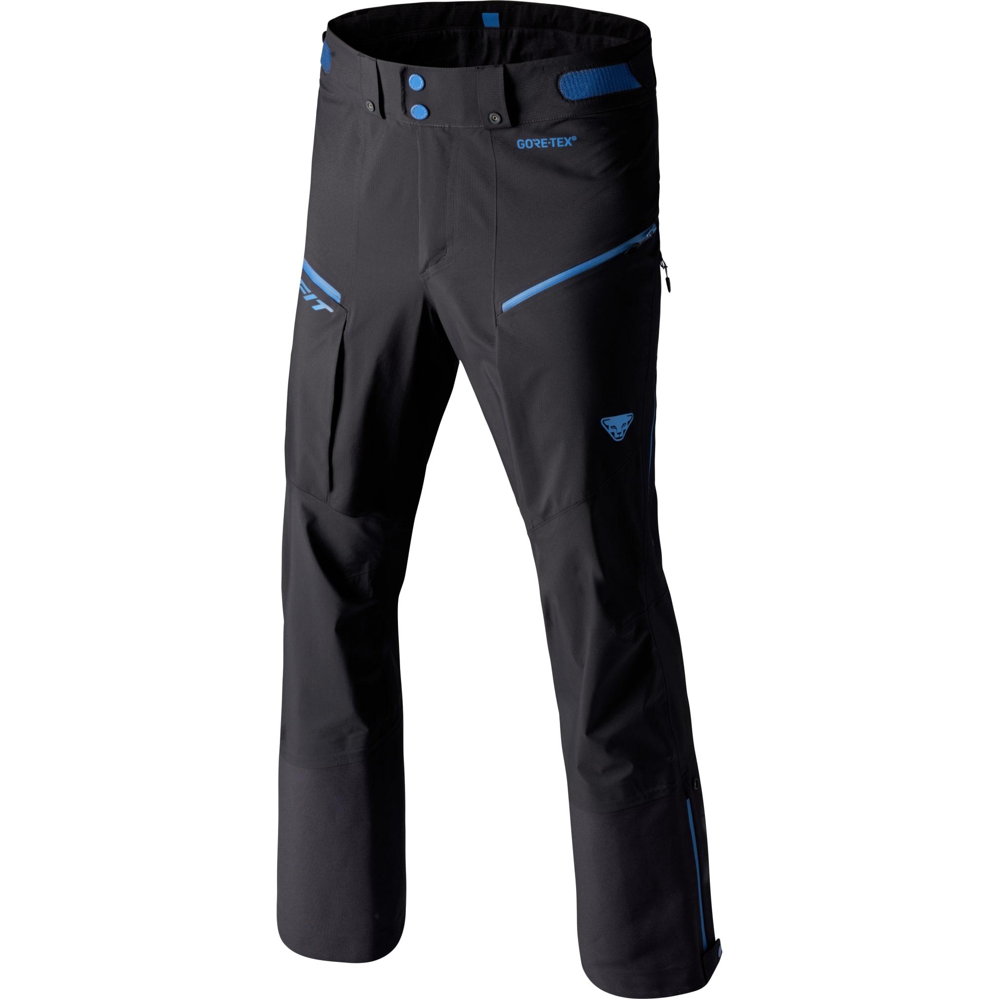 Vanntett, lett og smidig bukse for toppturer på ski