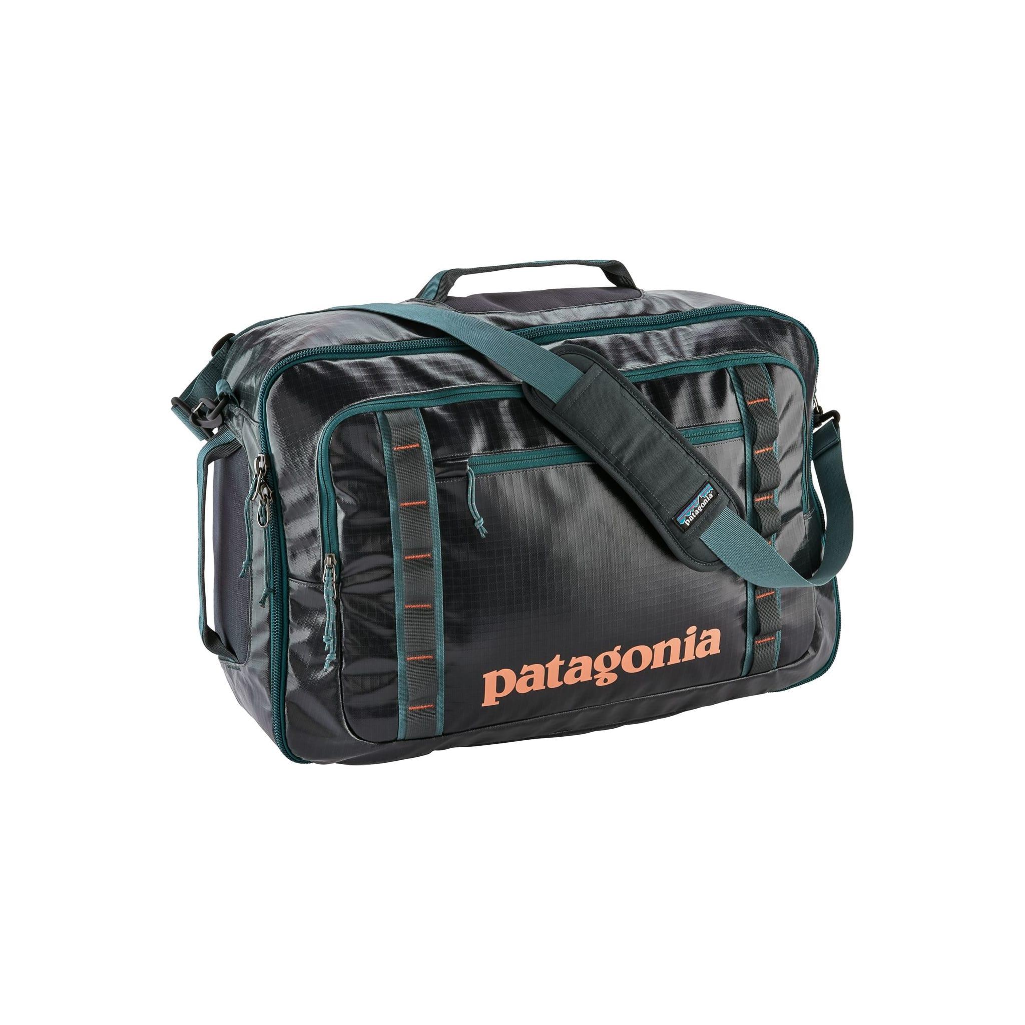 Bag som kan brukes både som skulderveske og ryggsekk.