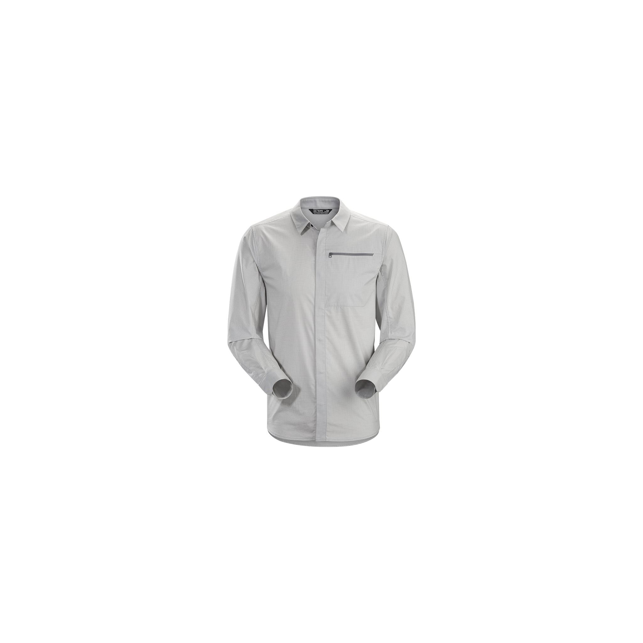Lett langermet skjorte perfekt til bruk i varmt vær